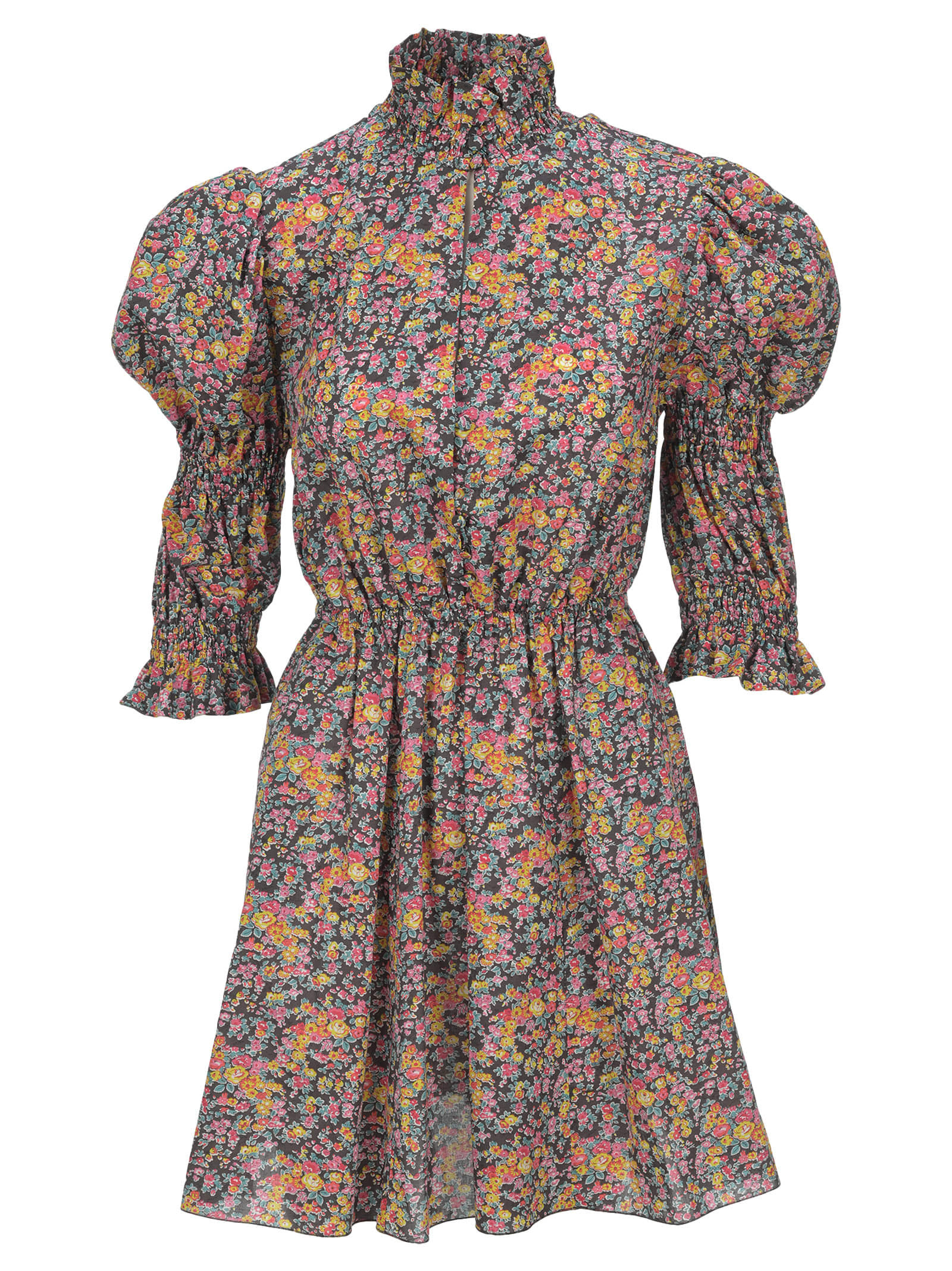 Philosophy Floral Print Liberty Dress