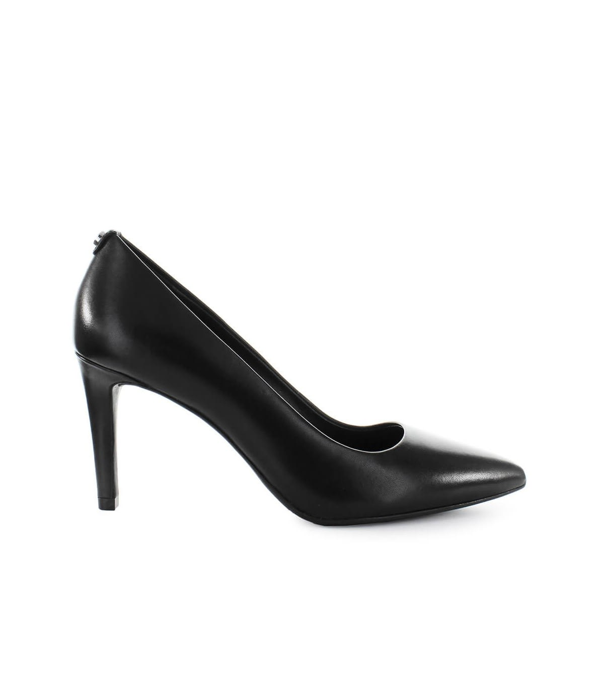 Michael Kors DOROTHY FLEX BLACK LEATHER PUMP