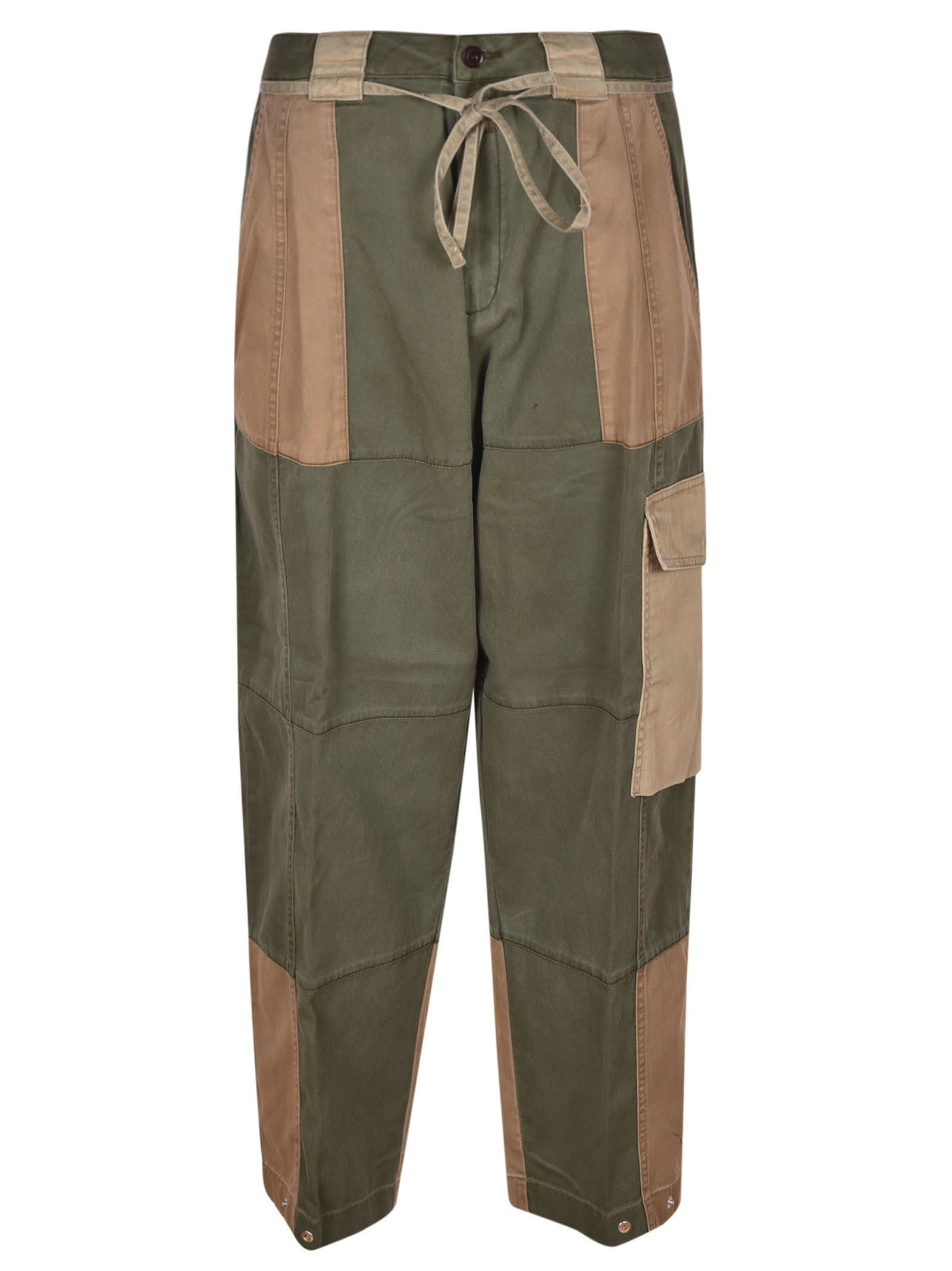 Closed Sinya Cargo Pants In Thyme