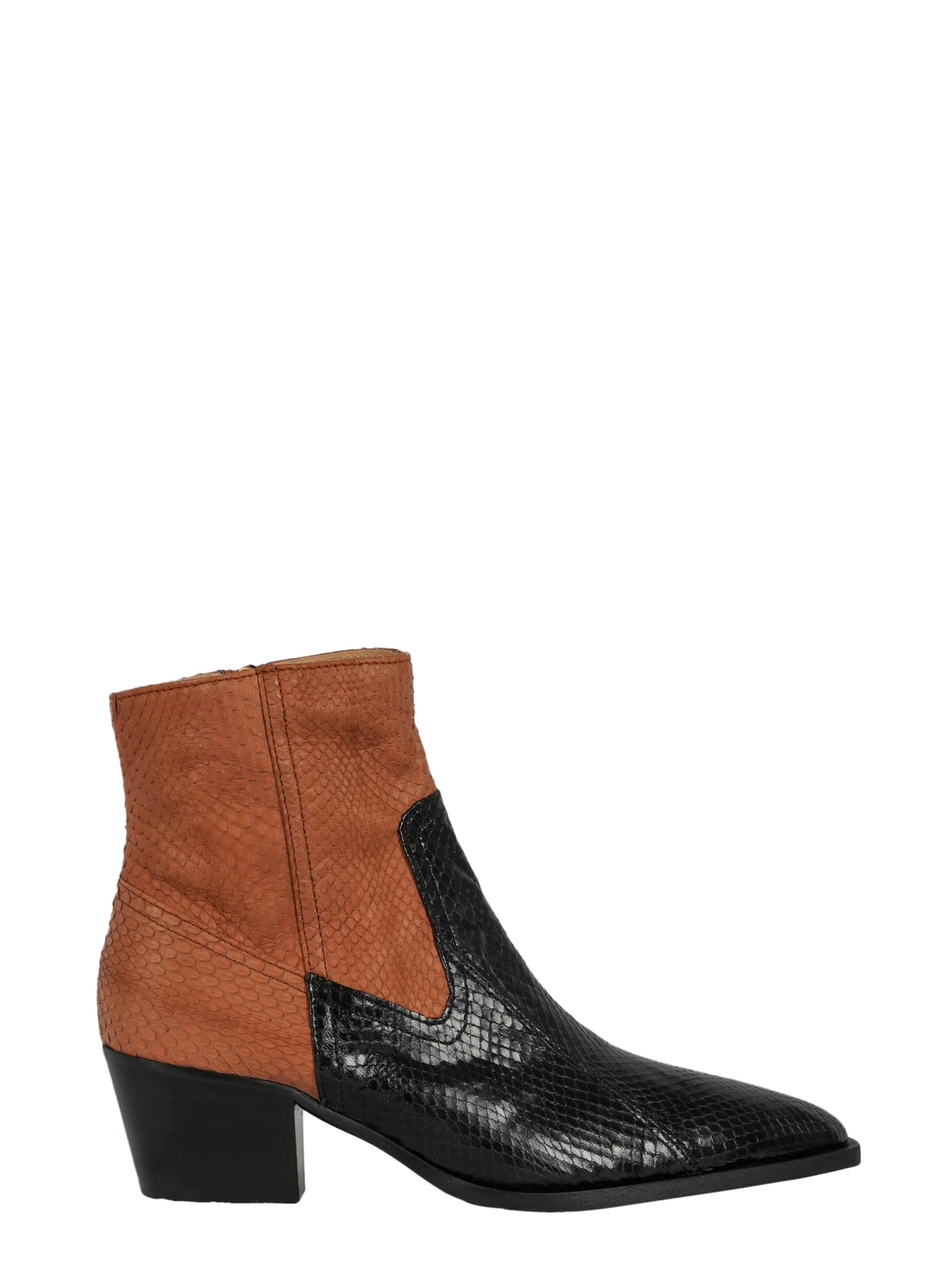Tronchetto Exotic Boots