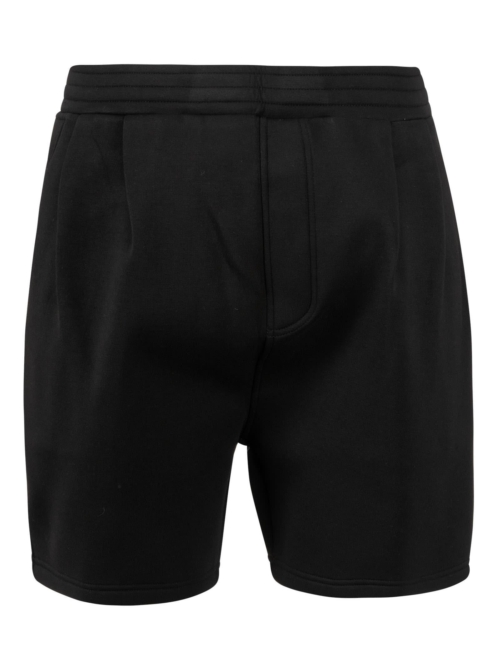 Neil Barrett Shorts SLIM NAVAL SHORTS
