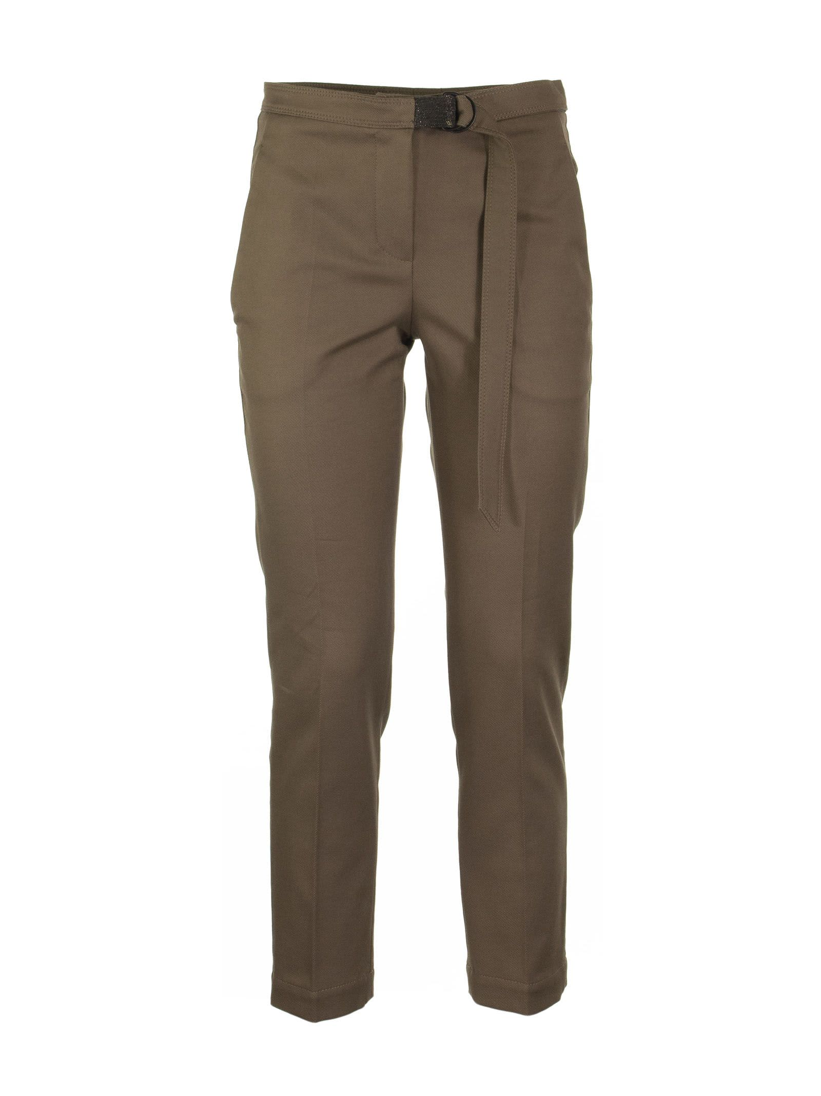 Brunello Cucinelli Trousers Light Brown