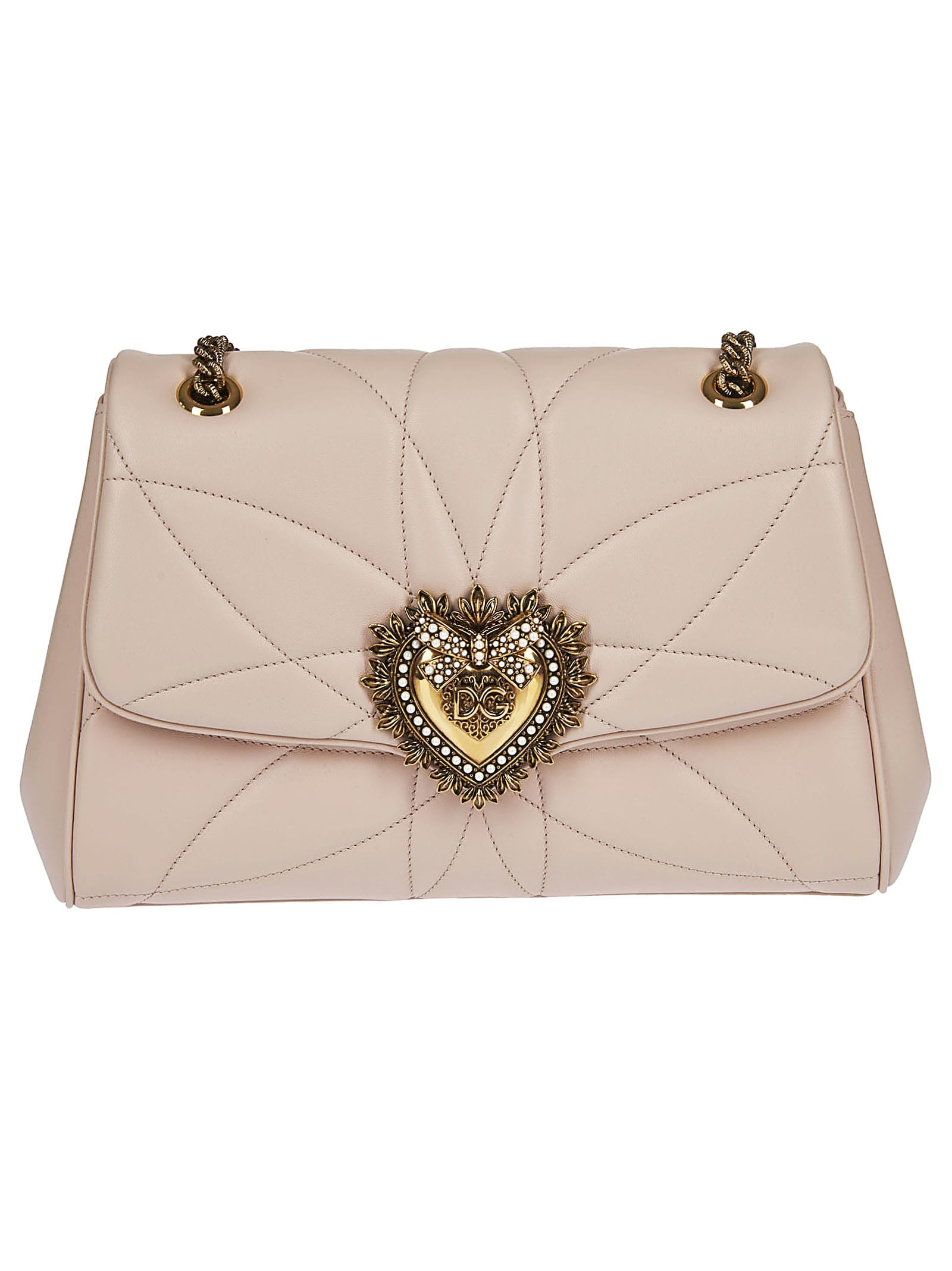 Dolce & Gabbana Quilted Shoulder Bag