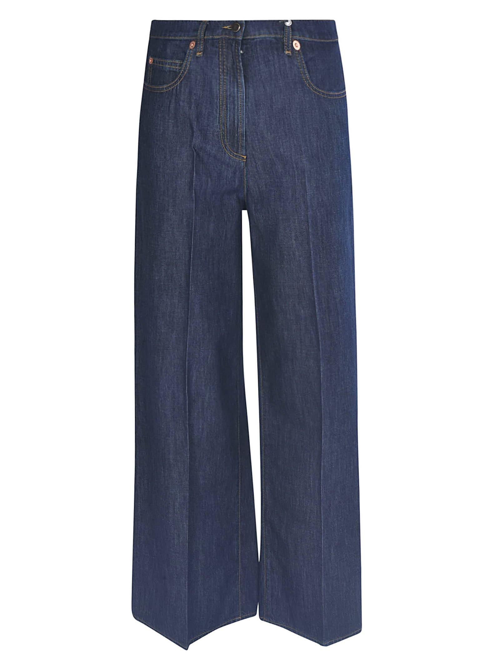 Valentino Chambray Jeans