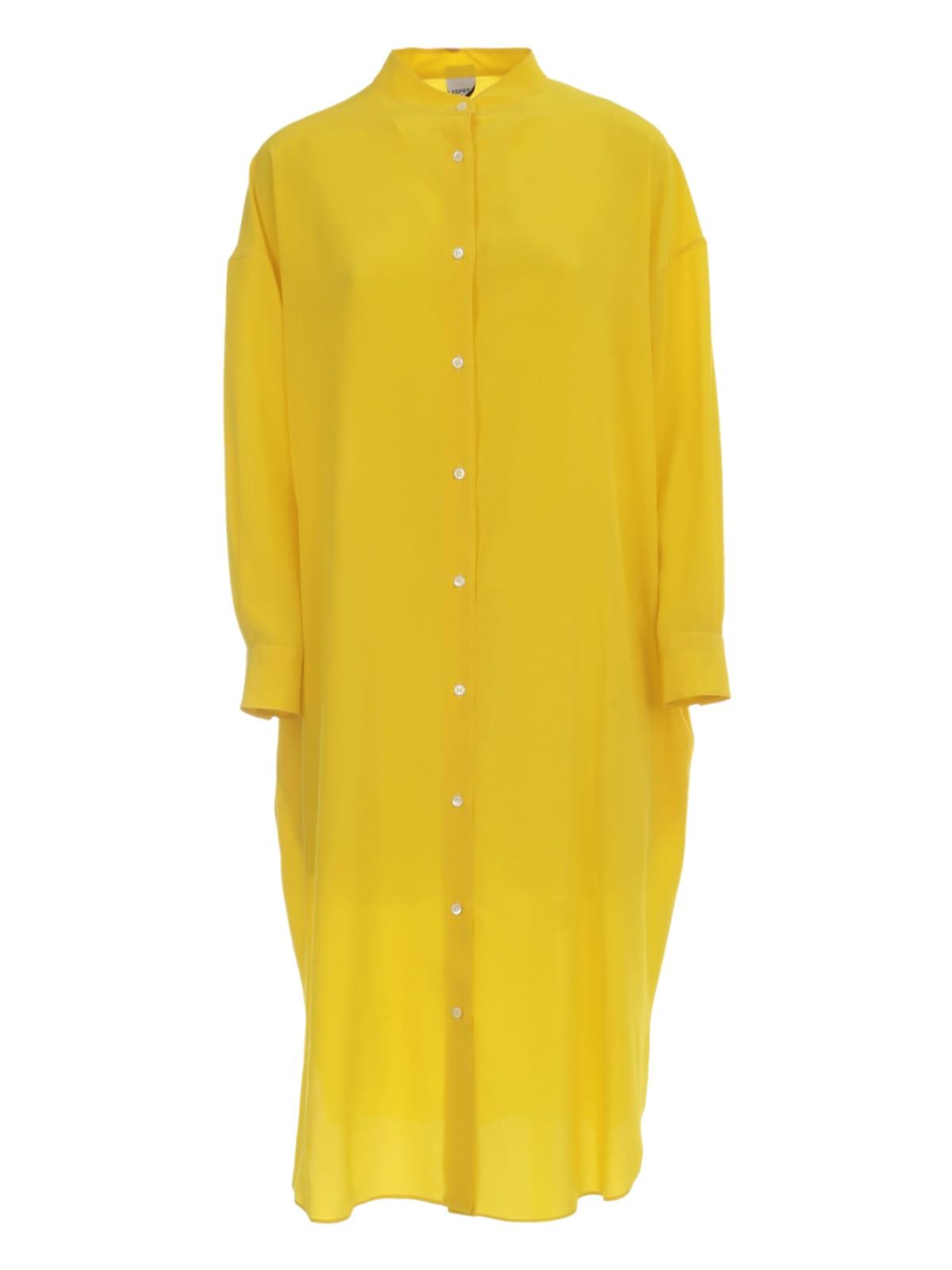Aspesi Dress L/s Guru Neck