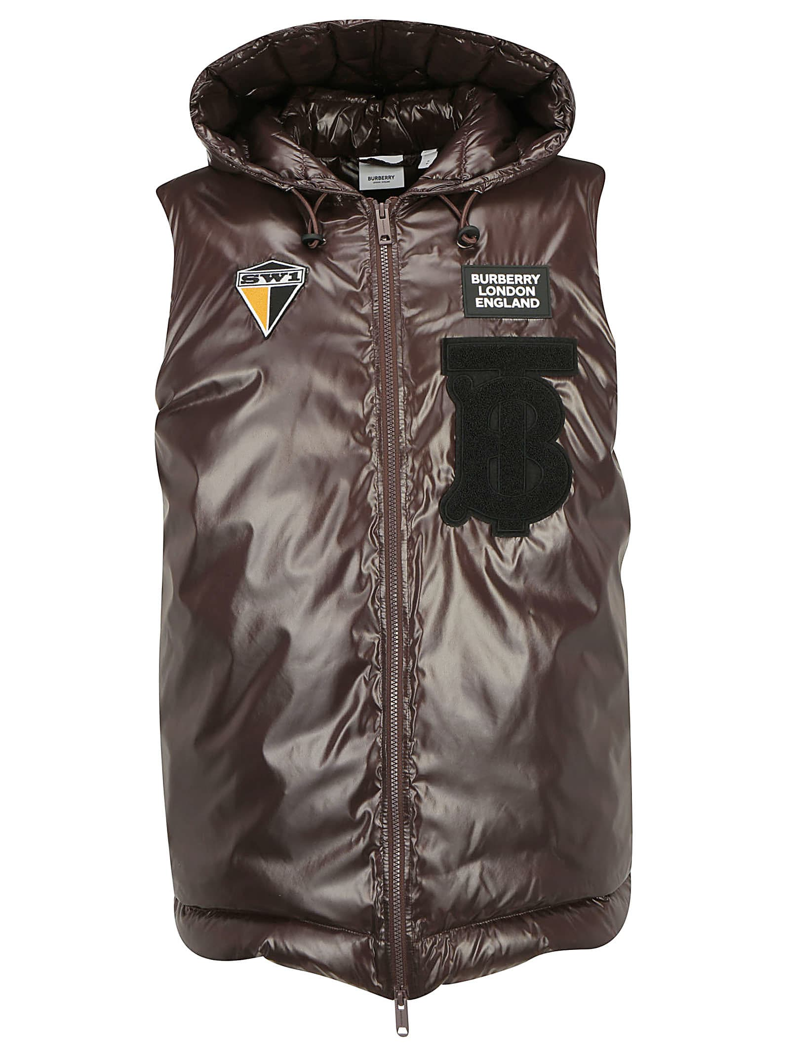 Burberry Iona Down Jacket Vest