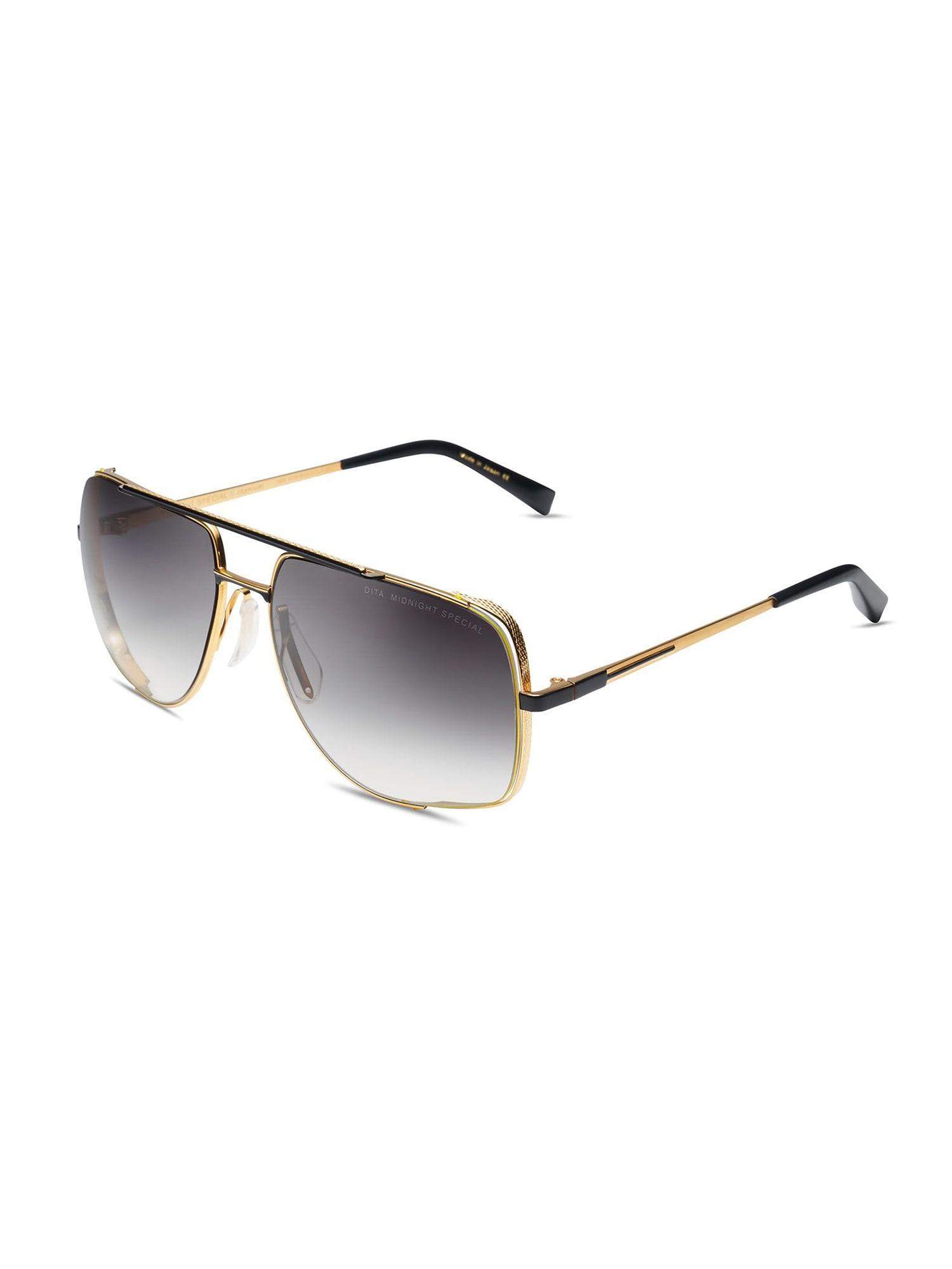 DRX/2010/M/BLK/GLD/60 MIDNIGHT Sunglasses