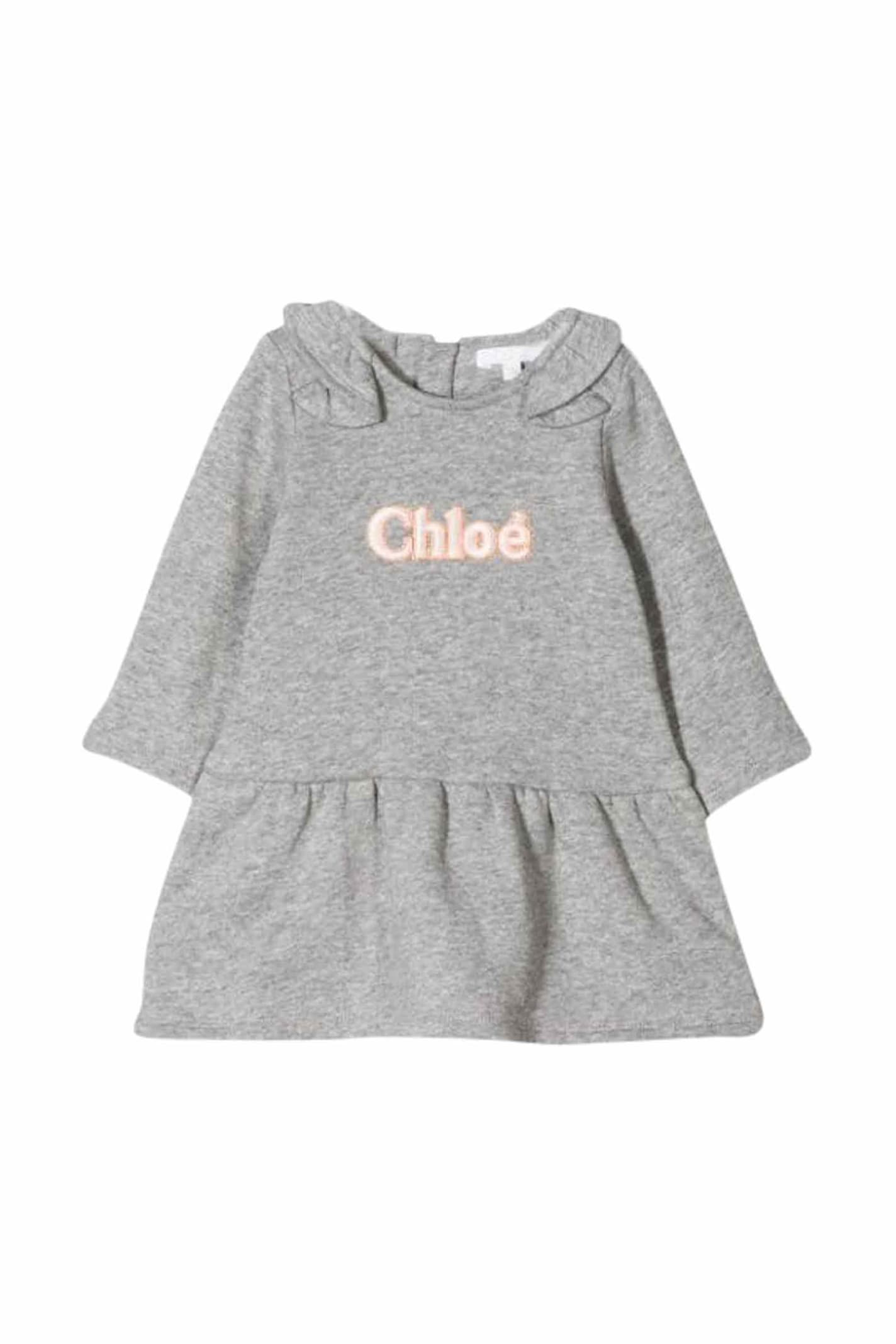 Chloé Embroidery Dress