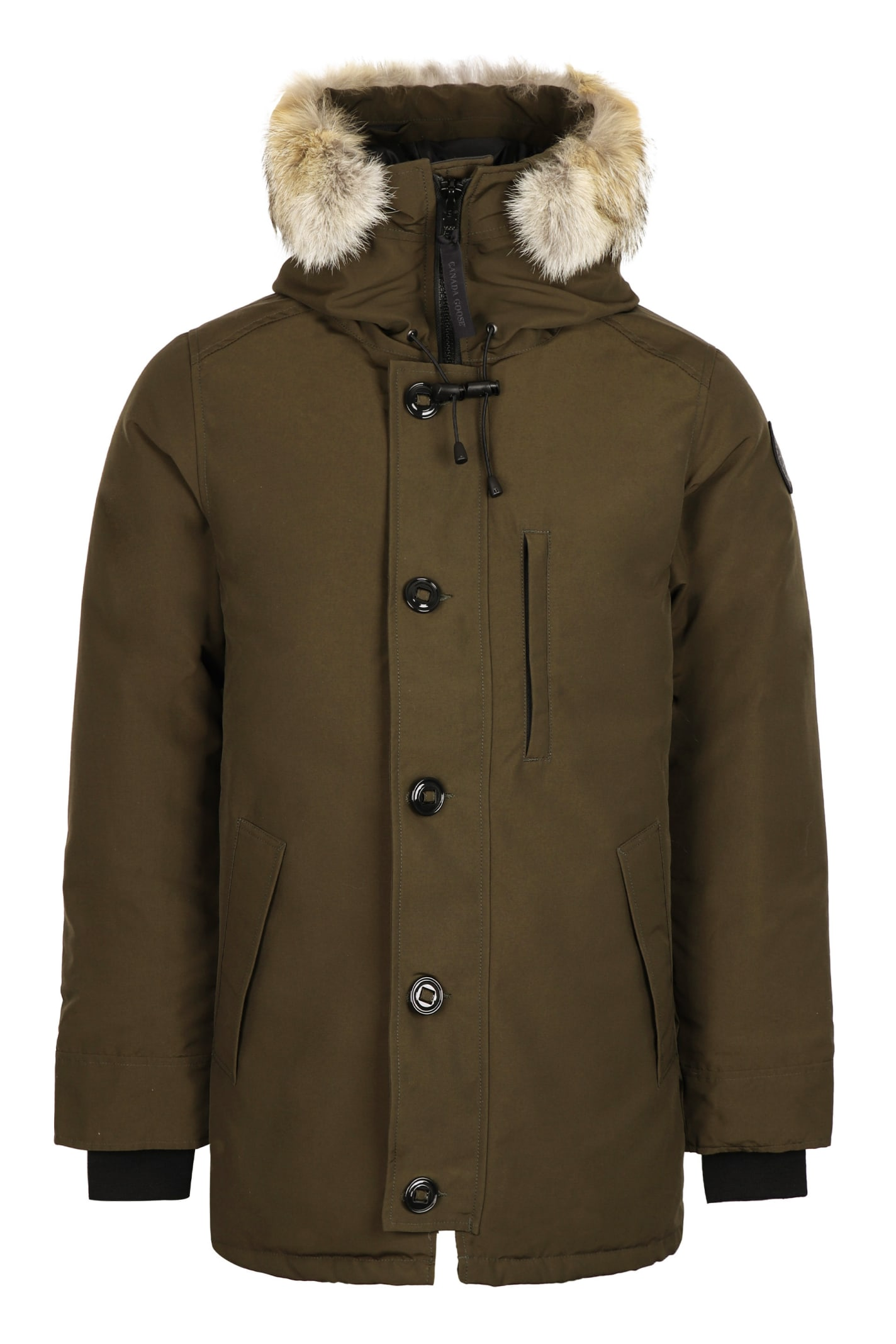 Canada Goose Chateau Hooded Parka - Black Label