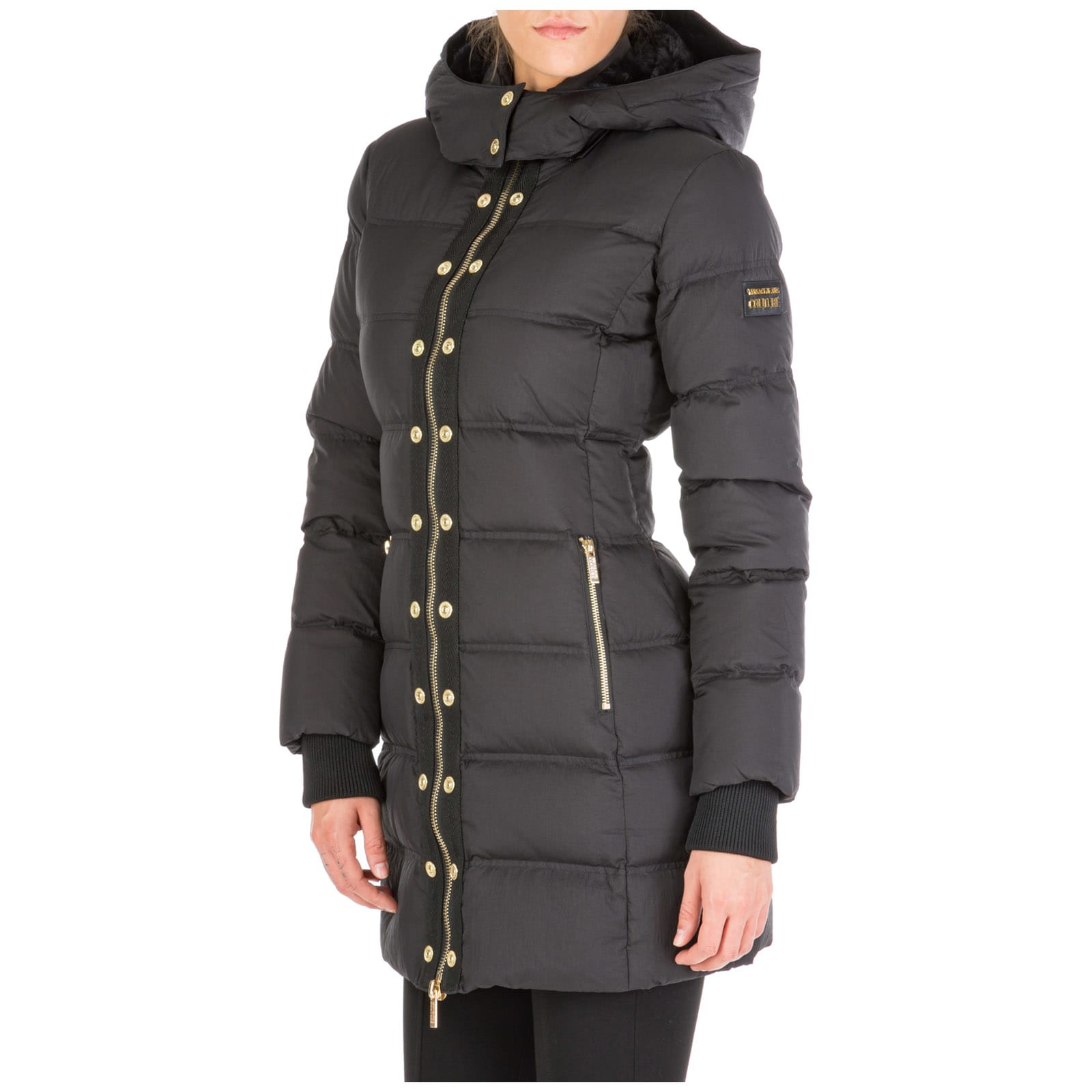 Versace Jeans Couture Long Outwear Down Mountain Jacket Blouson
