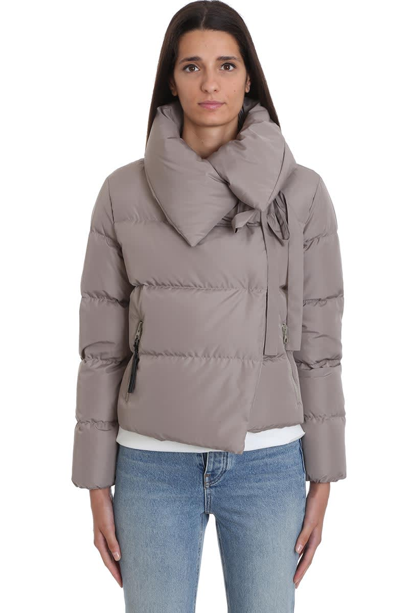 Bacon Puffa Clothing In Beige Polyester