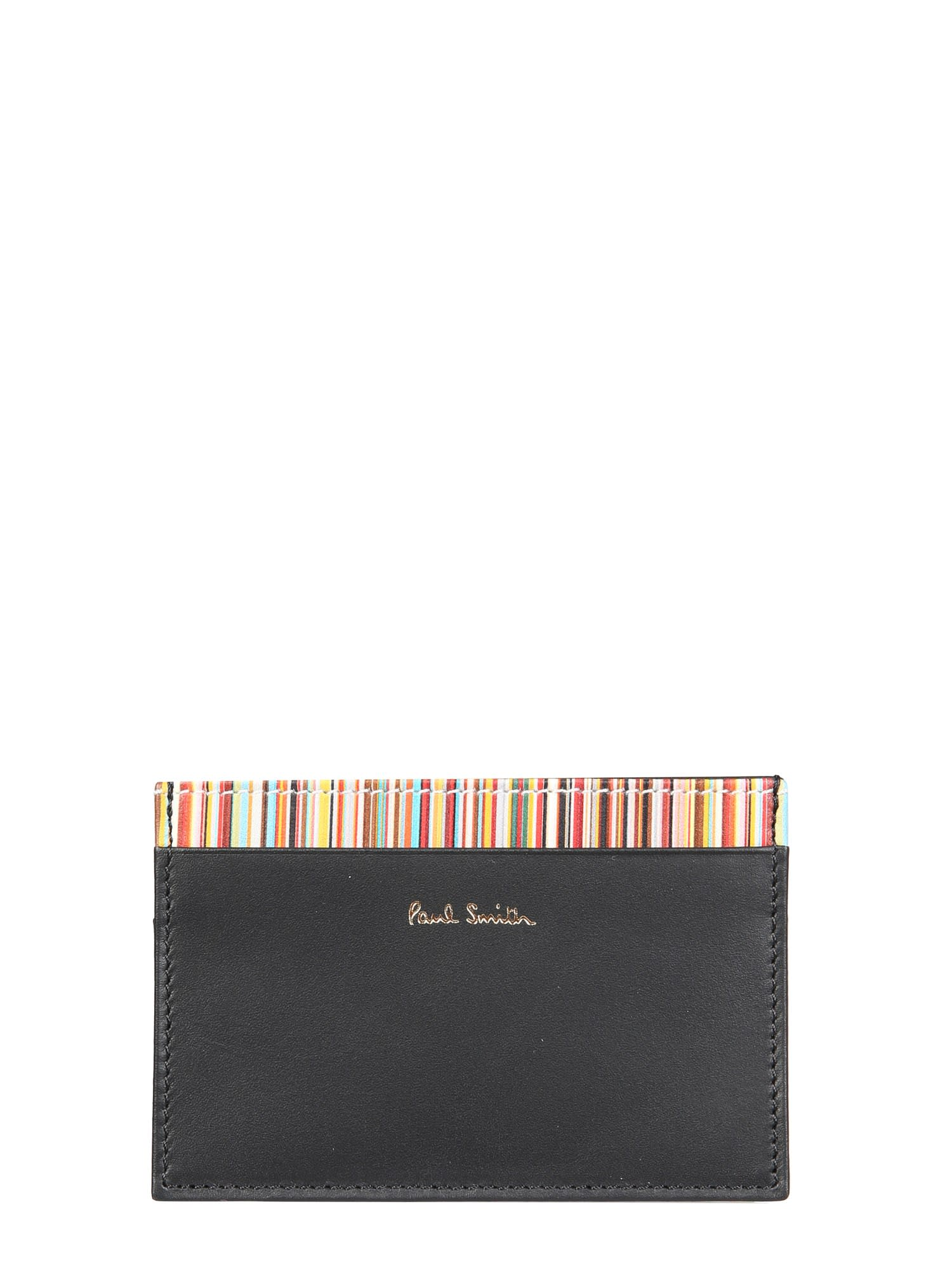 Paul Smith Leather Card Holder