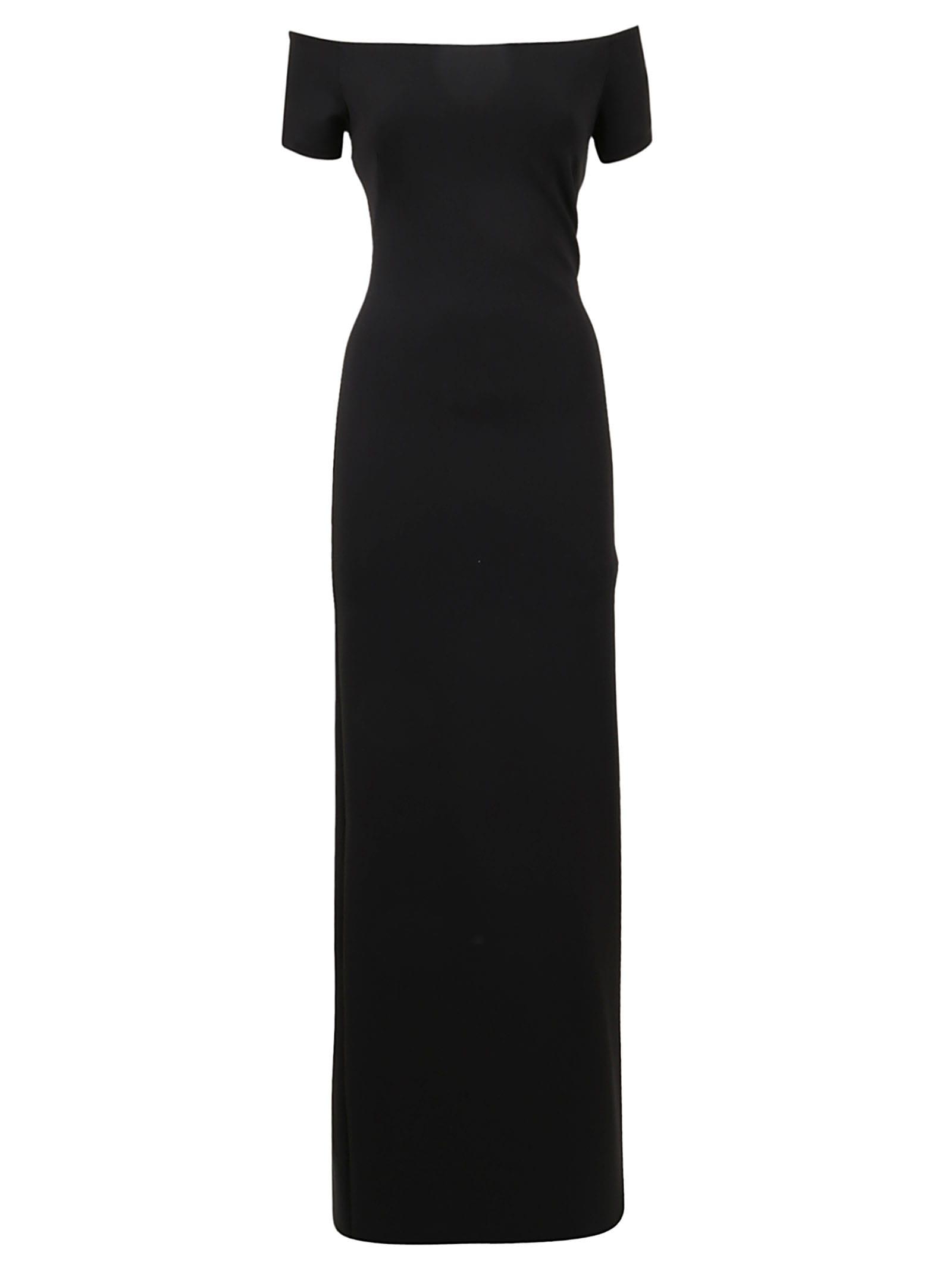Ralph Lauren Black Label Evening Dress