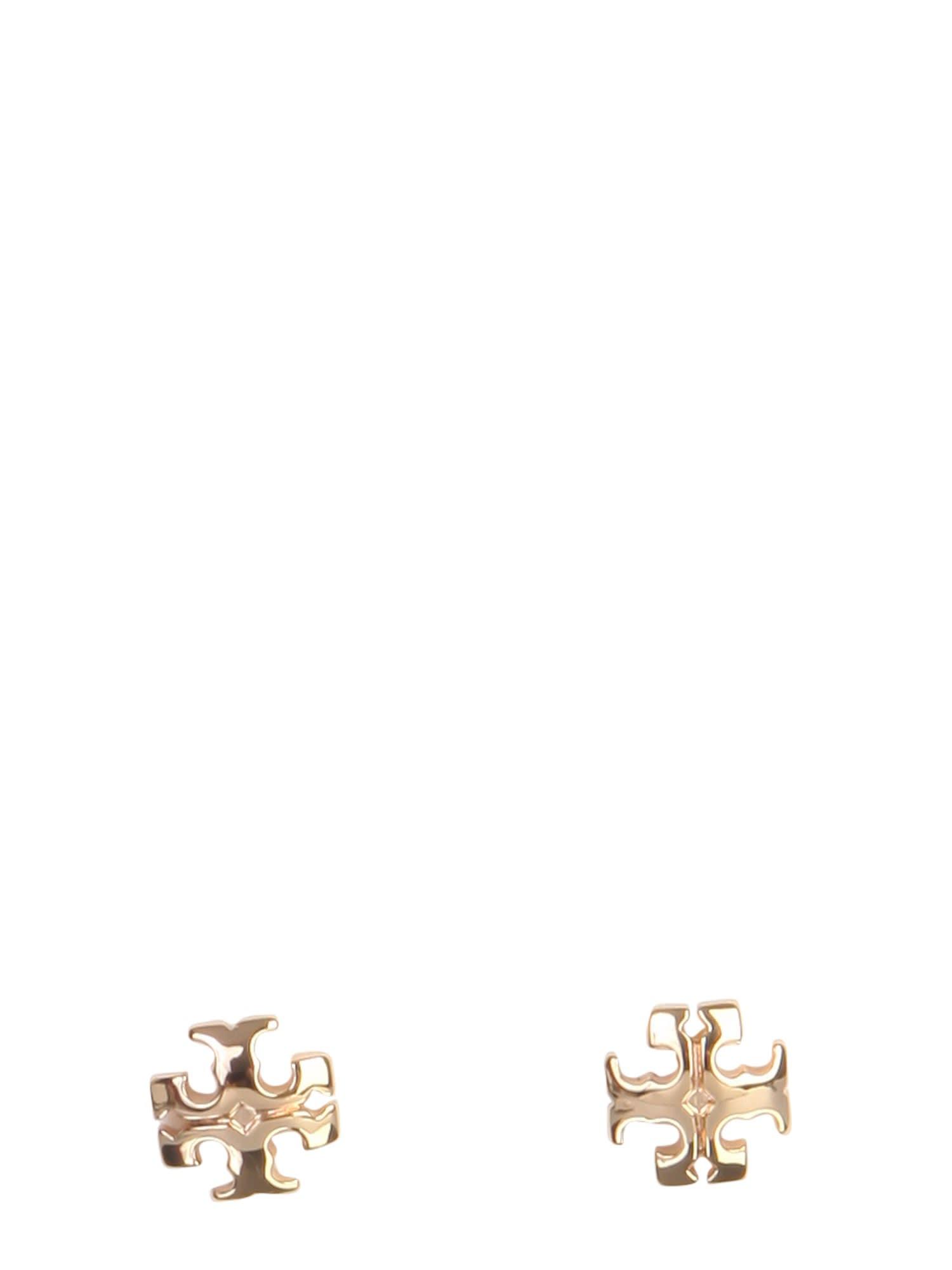 Tory Burch Button Earrings