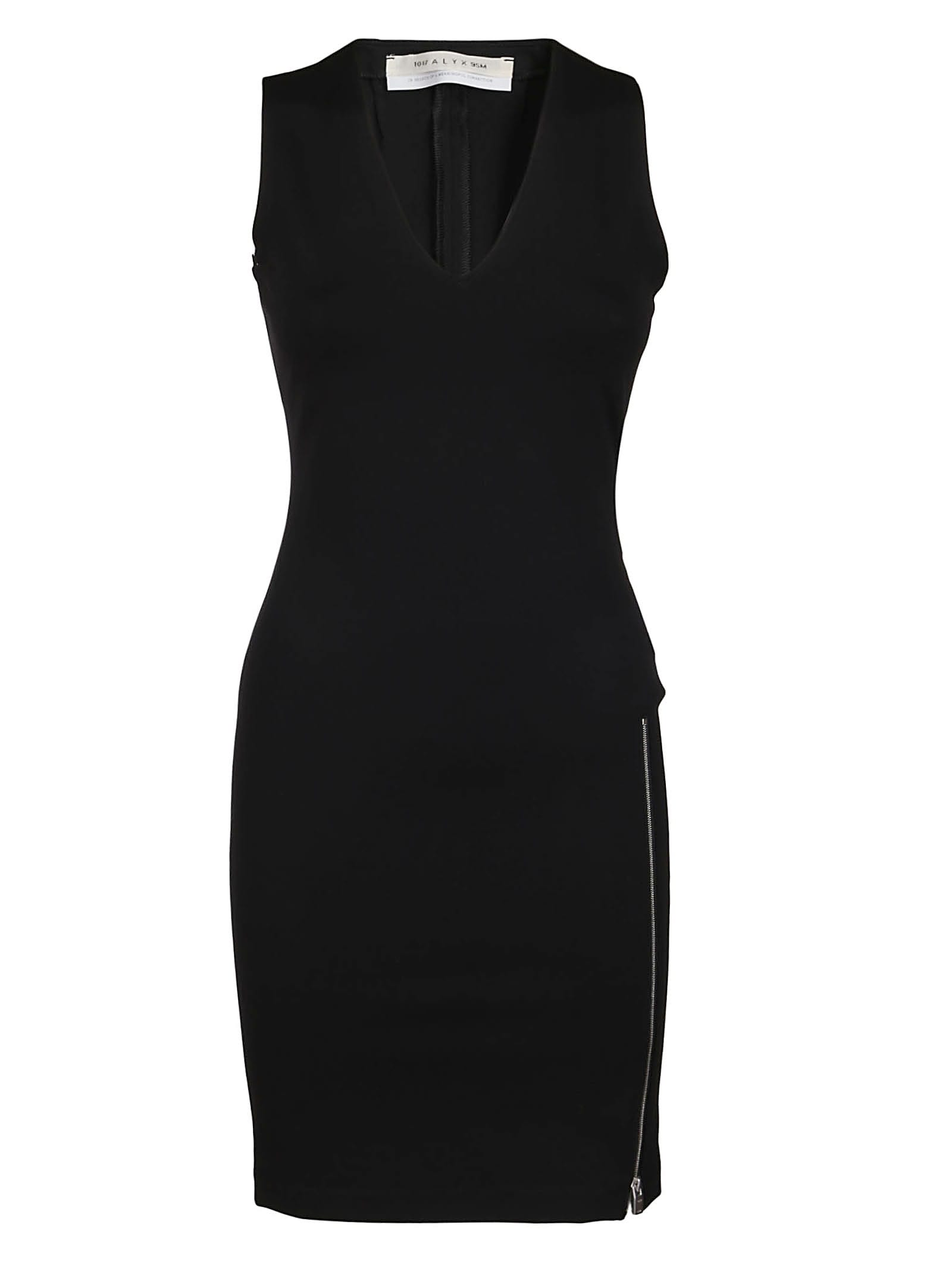Alyx BLACK VISCOSE BLEND DRESS