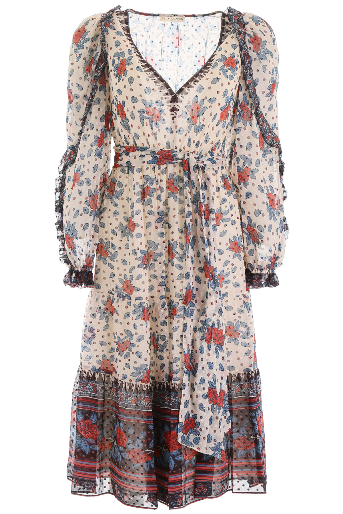 Ulla Johnson Romilly Midi Dress