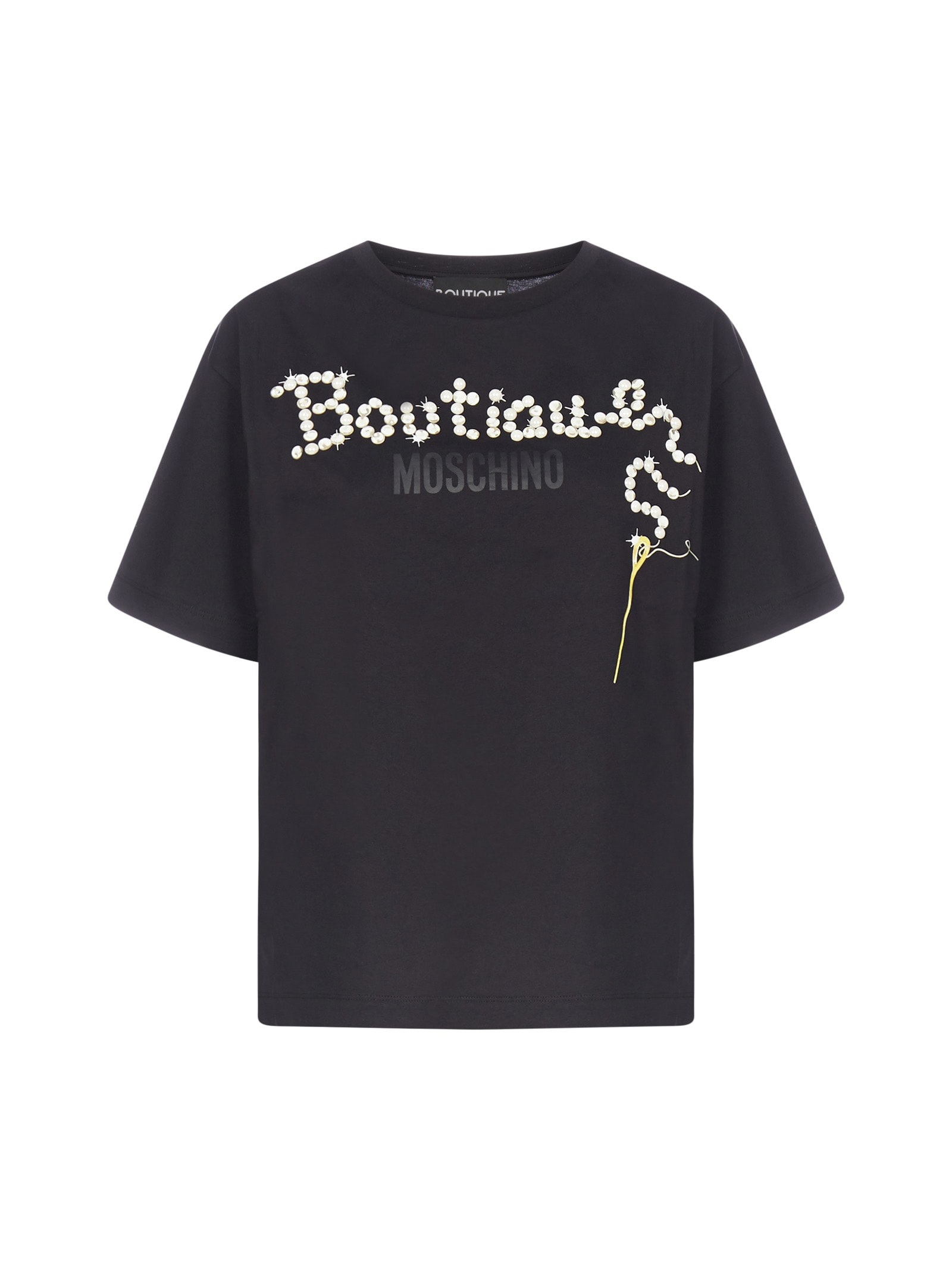 Boutique Moschino Short Sleeve T-Shirt