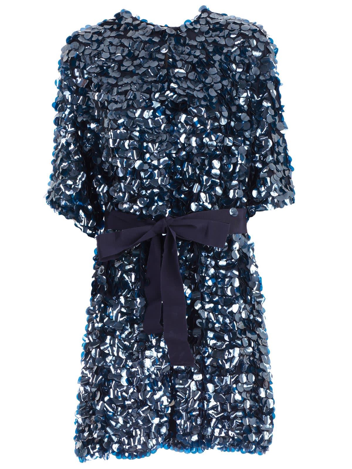 Parosh Embellished Dress
