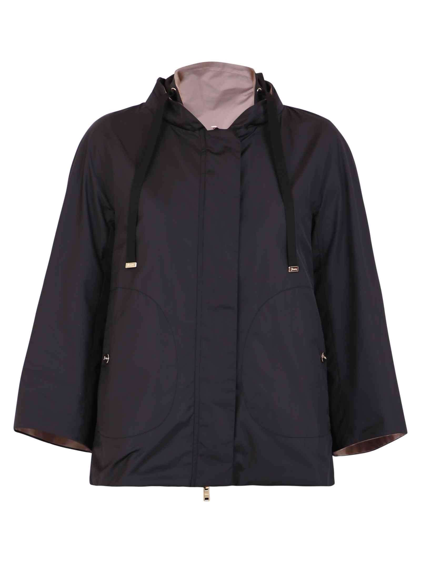 Herno Reversible Nylon Jacket