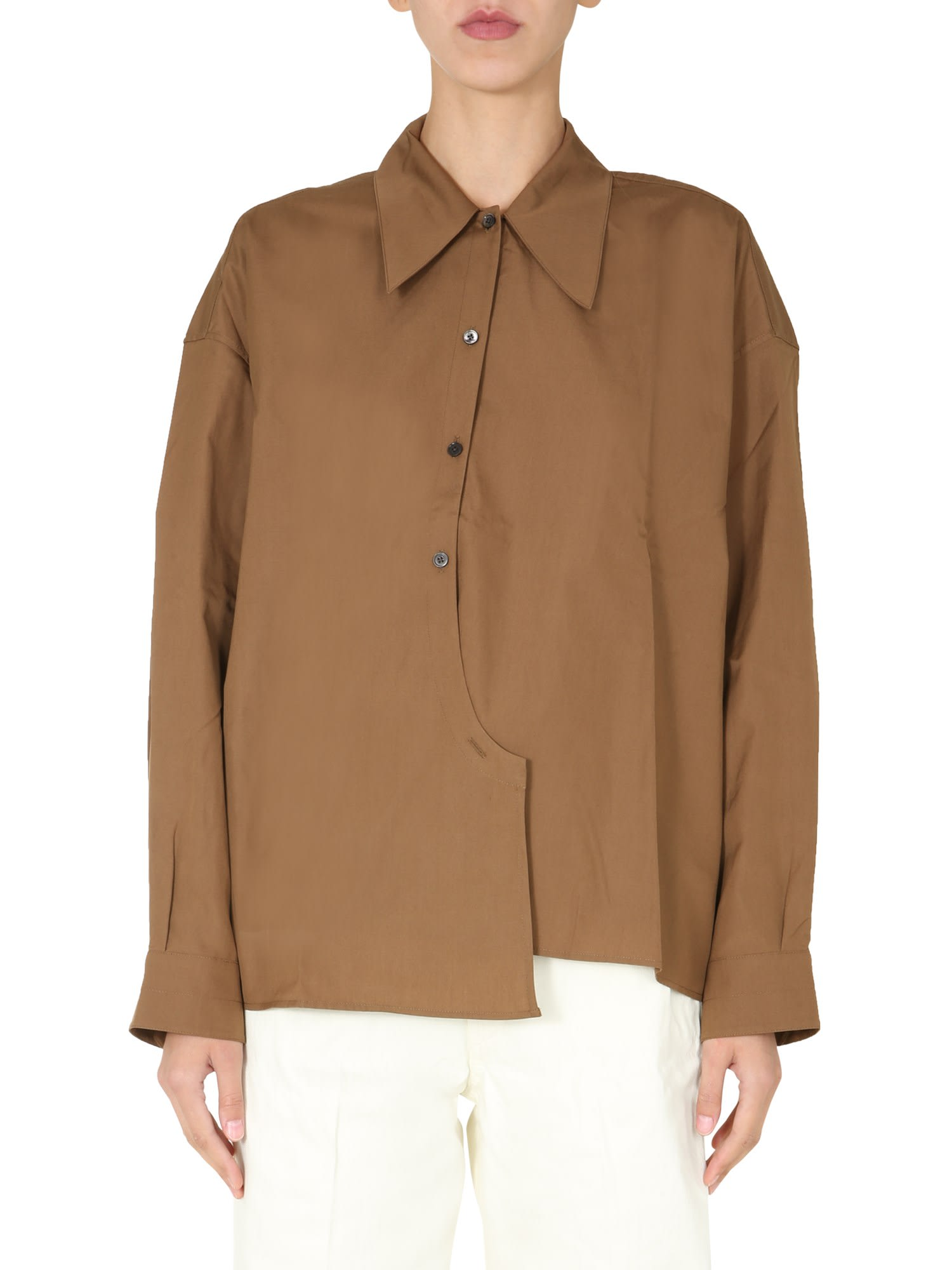 Lemaire OVERSIZE FIT SHIRT