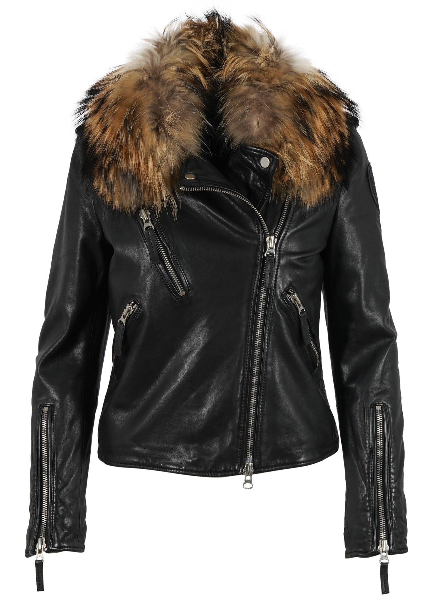 Leather Leather Jacket