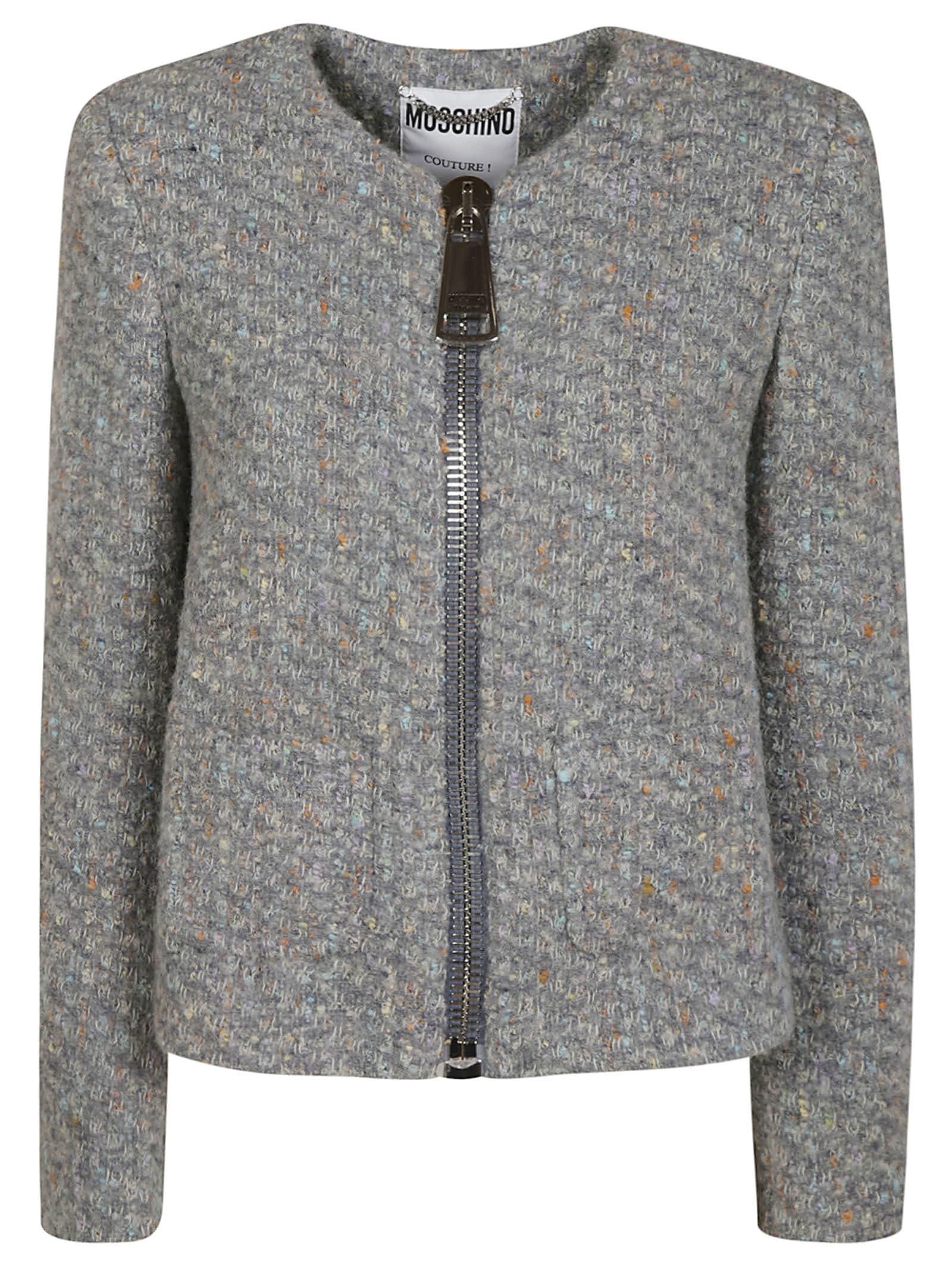 Moschino Classic Zip Jacket