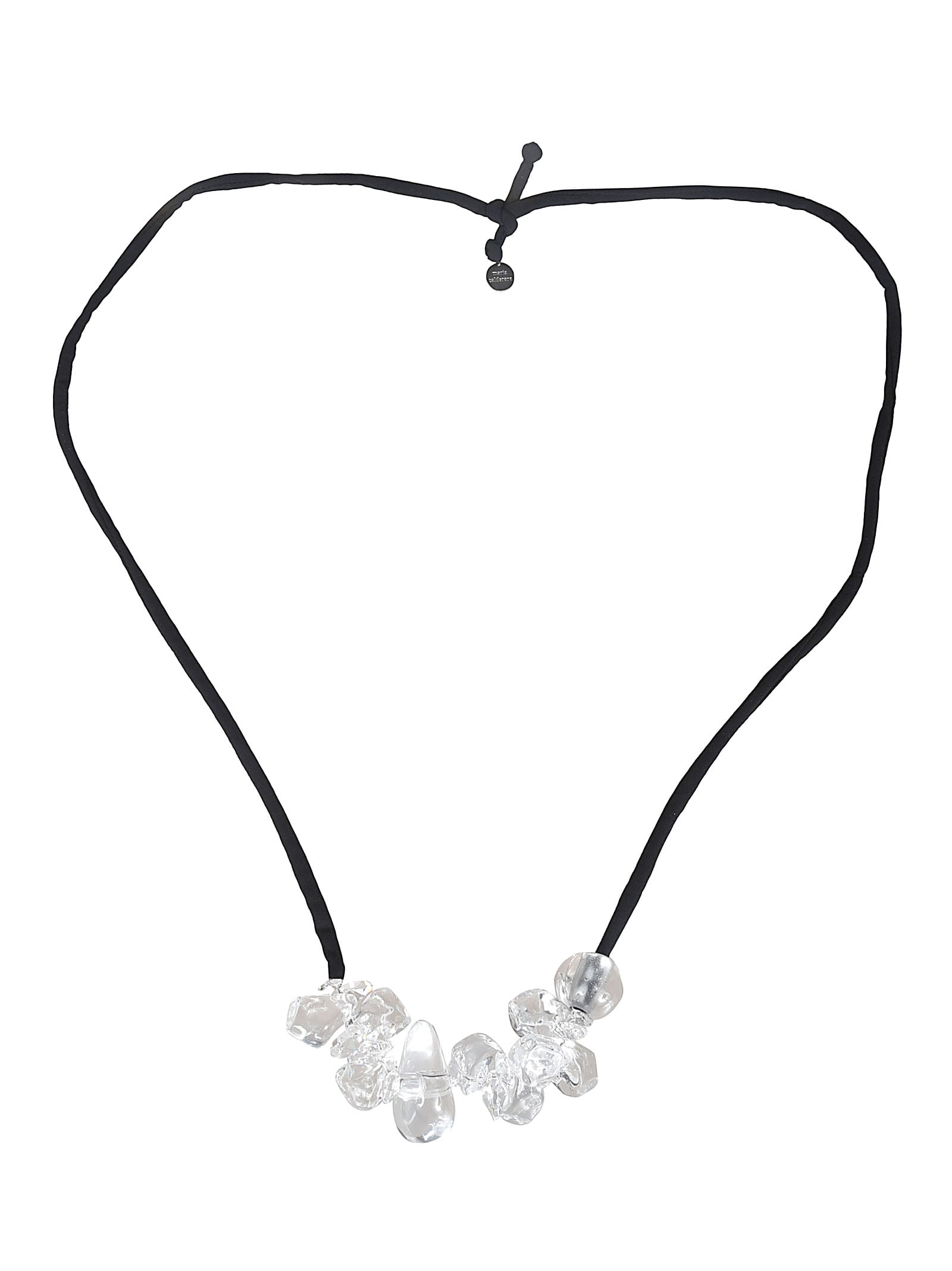 Glass Detailed Necklace