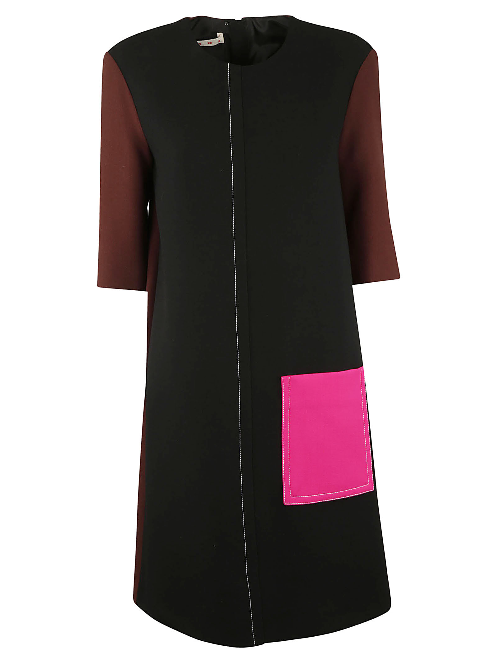 Marni Color Block Dress