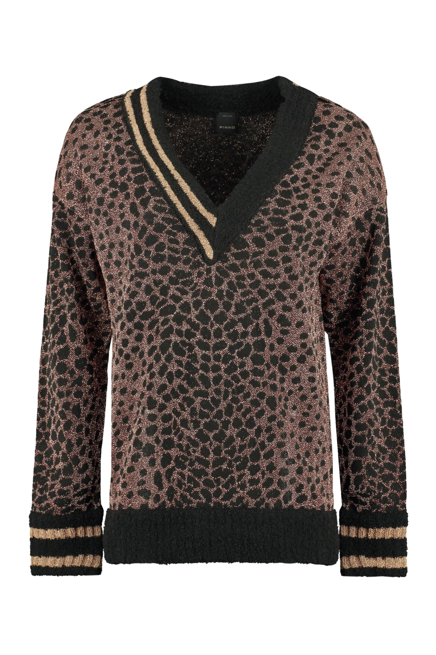 Pinko Previsione V-neck Sweater