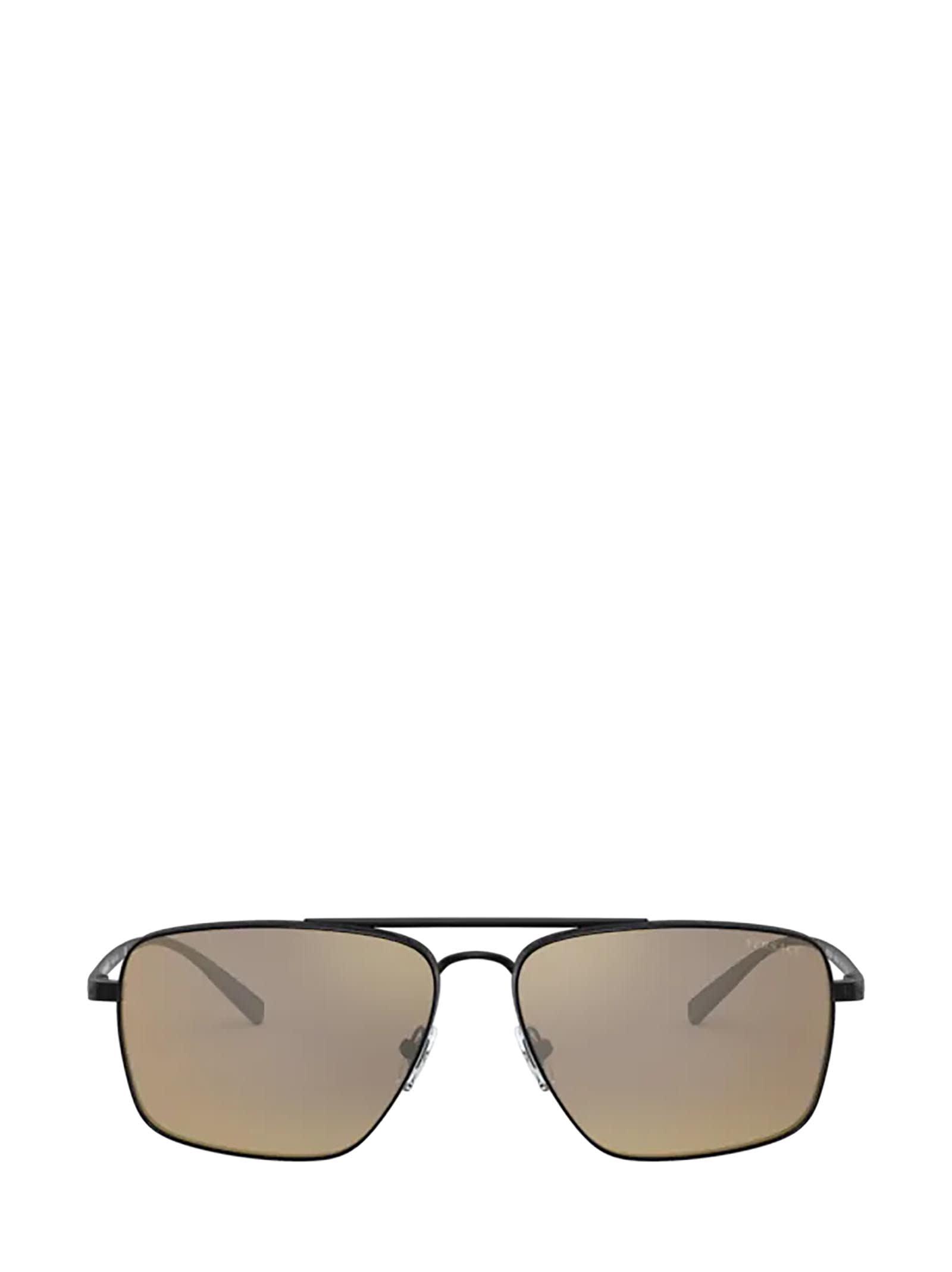 Versace Versace Ve2216 Matte Black Sunglasses