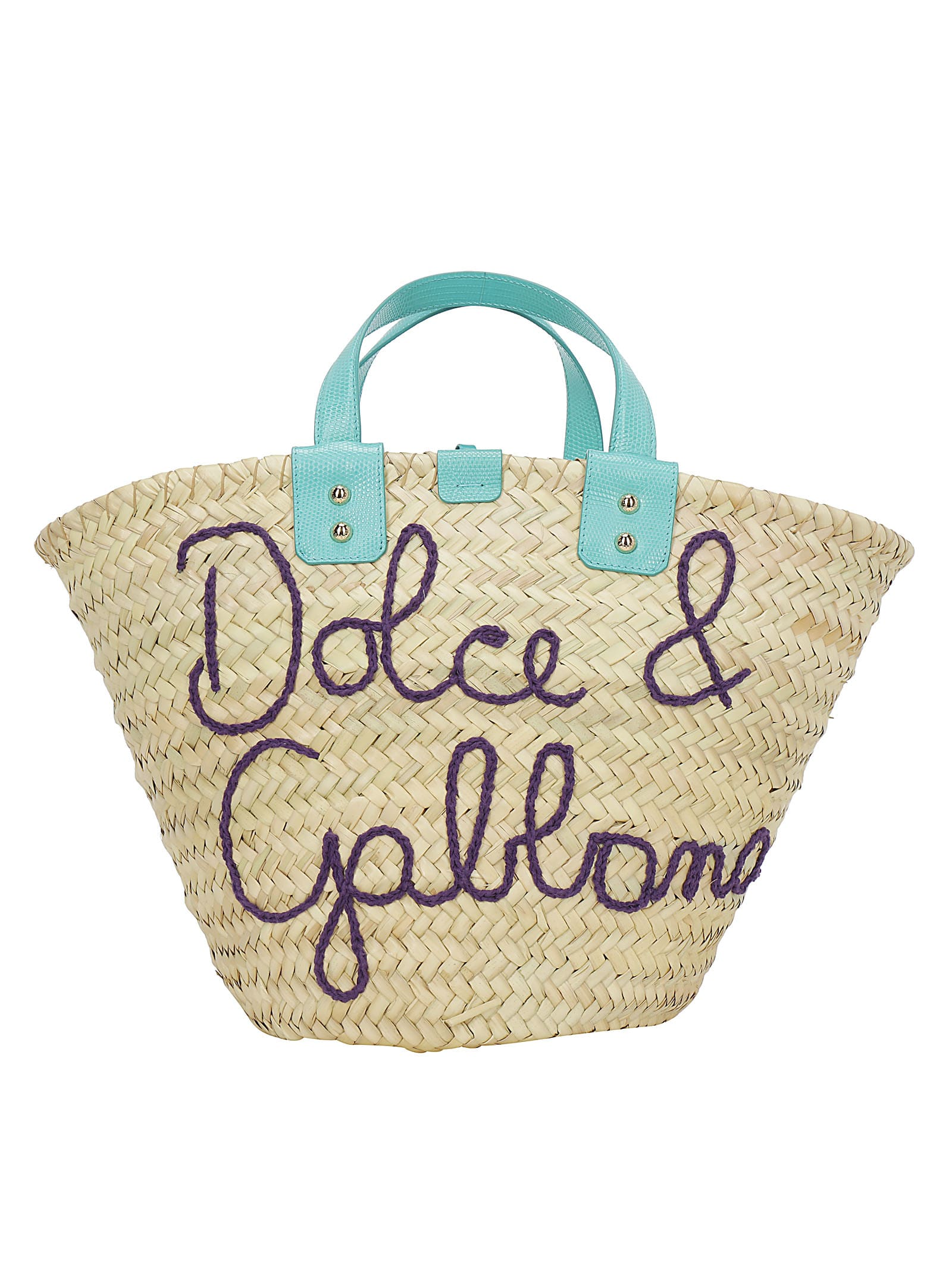 Dolce & Gabbana Kendra Bucket Handbag