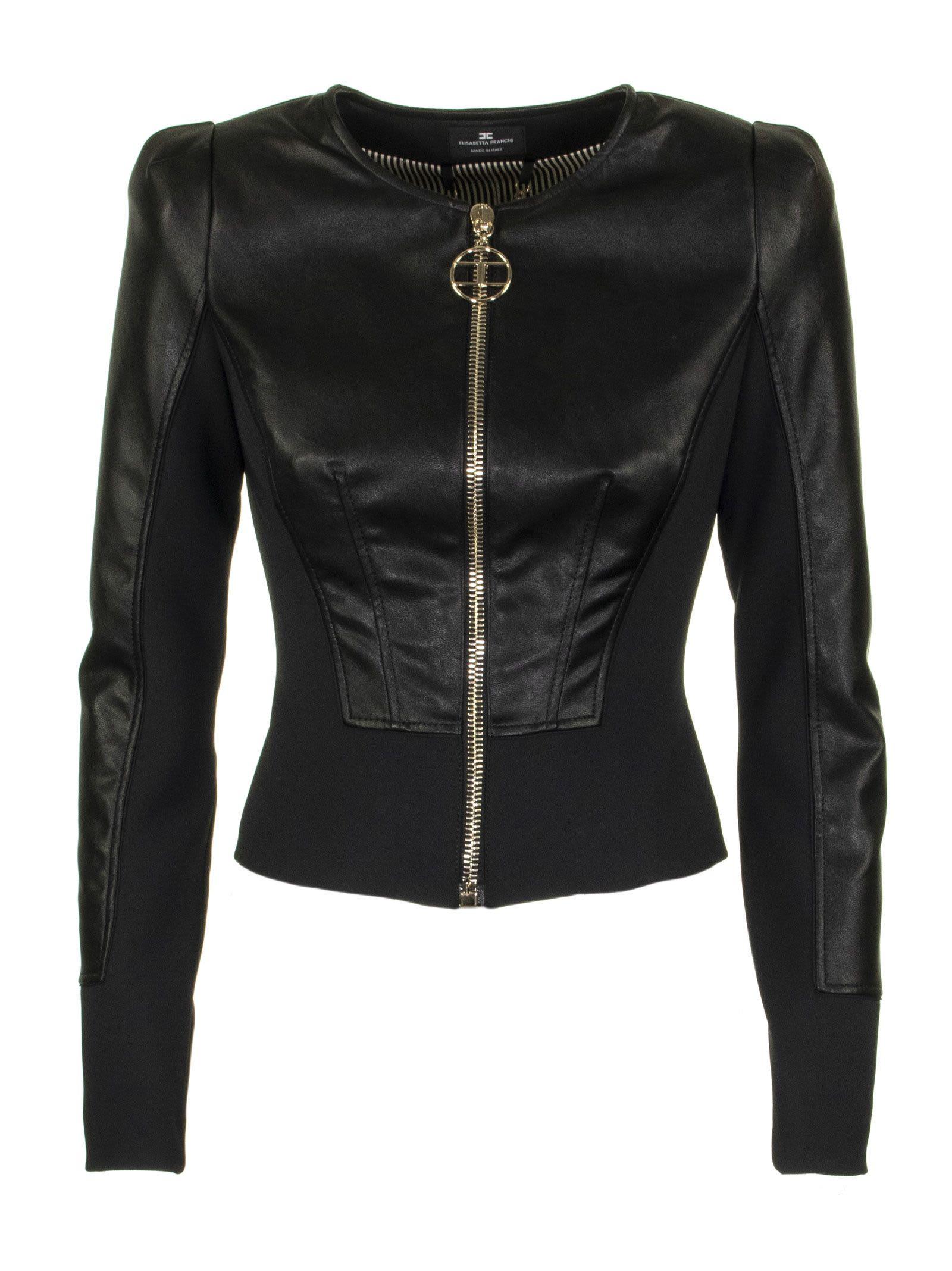 Elisabetta Franchi Celyn B. Jacket Black