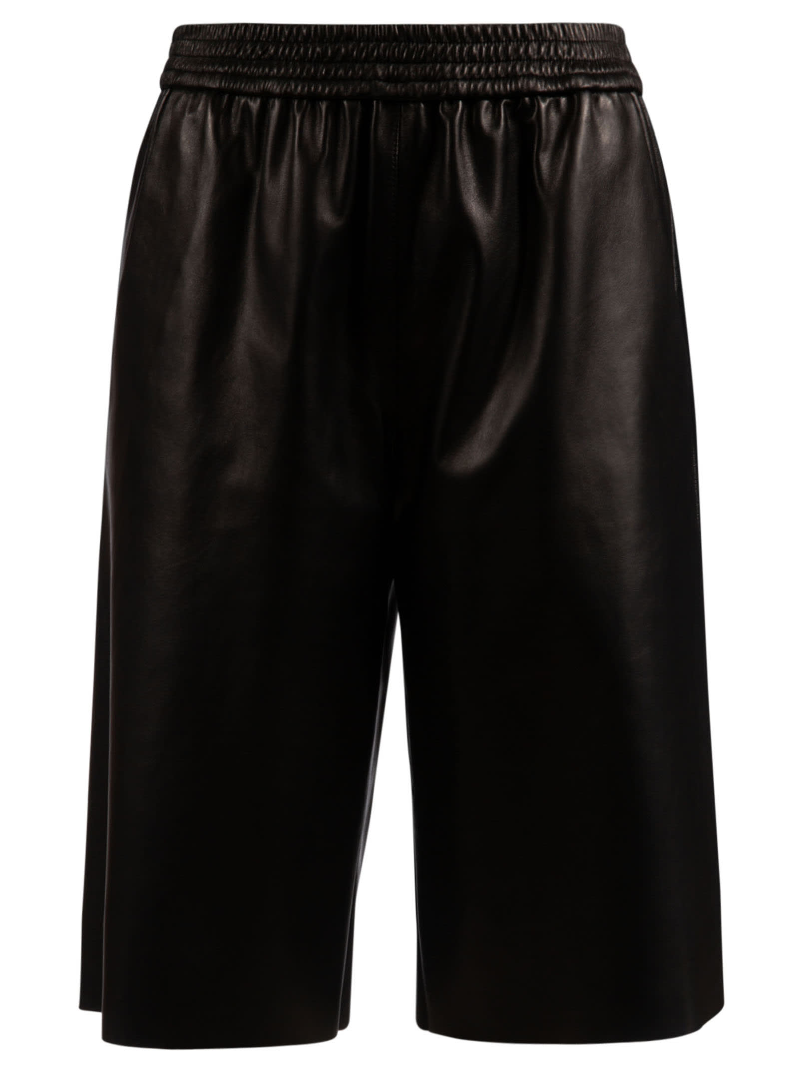 Drome CLASSIC LEATHER SHORTS