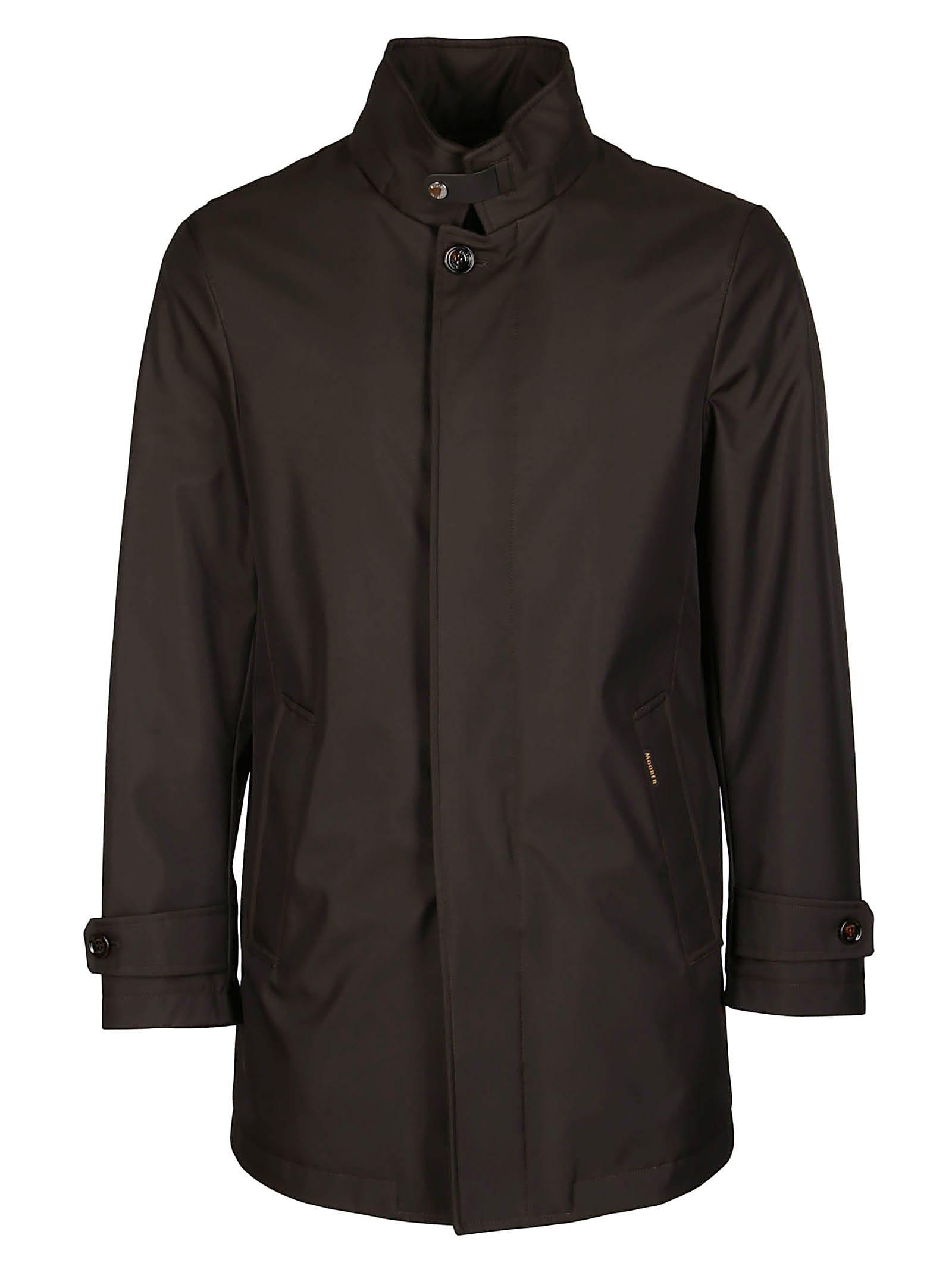 Moorer Brown Sport Jacket