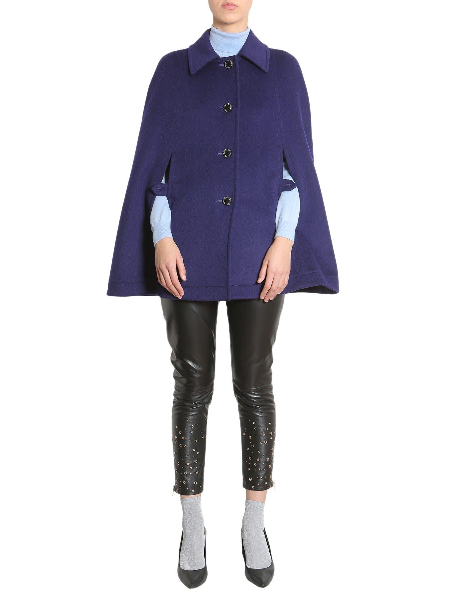 Boutique Moschino Cape Coat