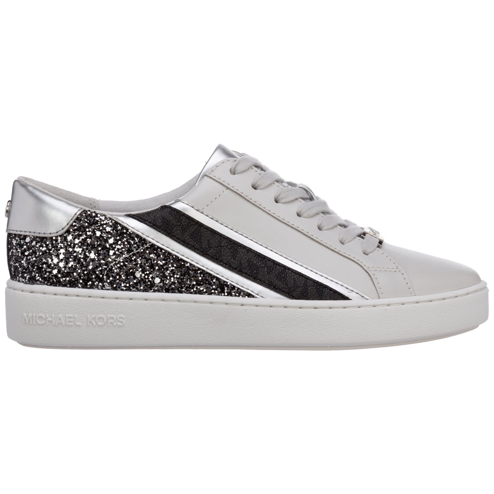 Buy Michael Kors Slade Sneakers online, shop Michael Kors shoes with free shipping