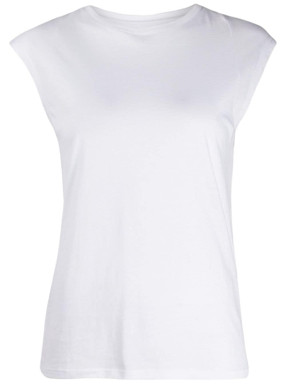 Frame WHITE JERSEY T-SHIRT