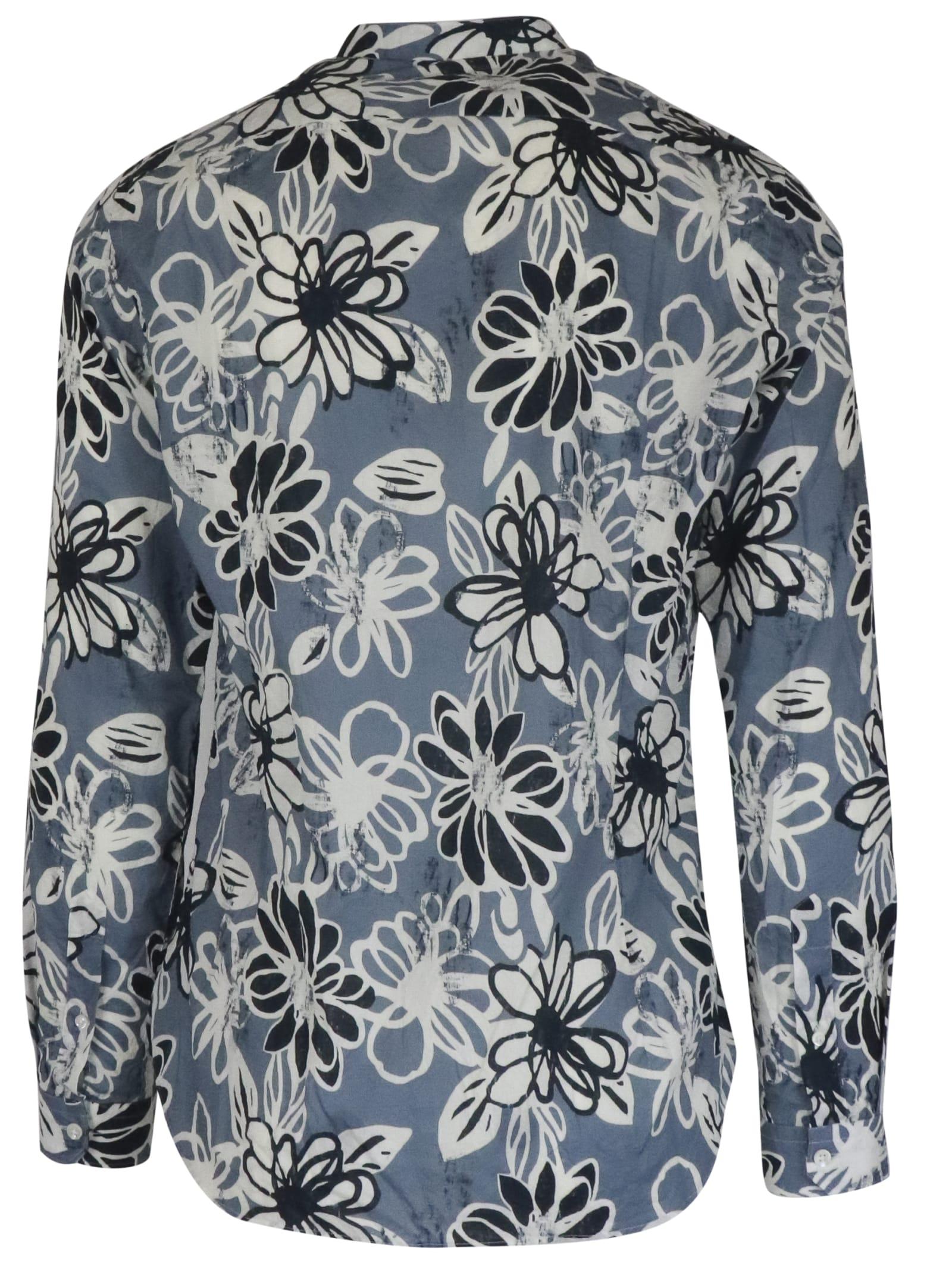 Camicia Collo Guru Shirt