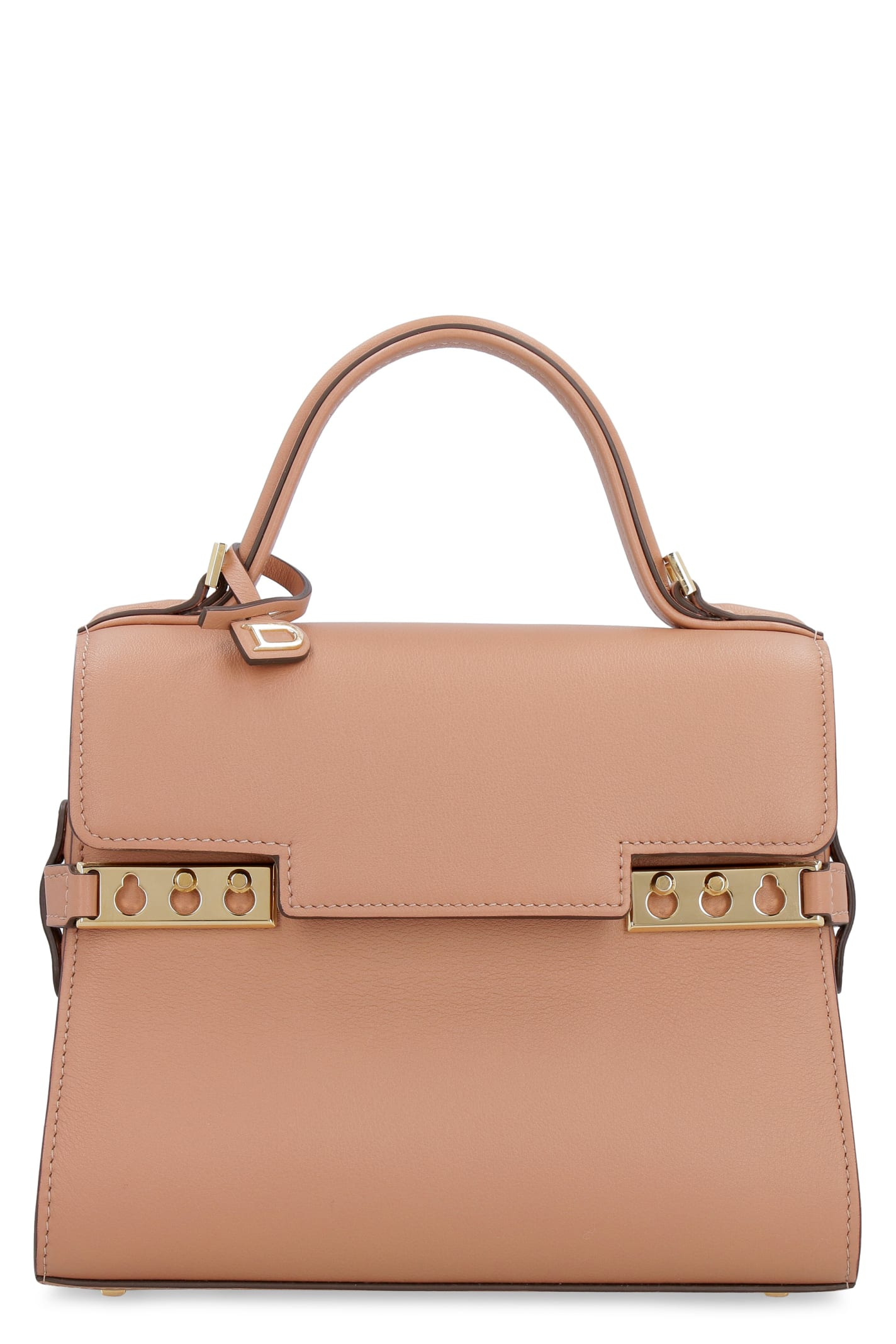 Tempête Small Leather Bag