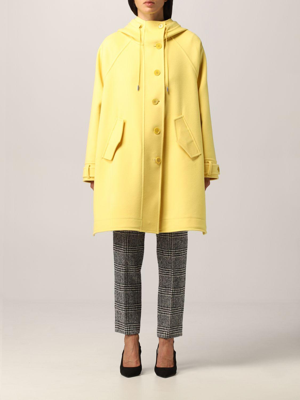 Ermanno Scervino Jacket Coat Women Ermanno Scervino