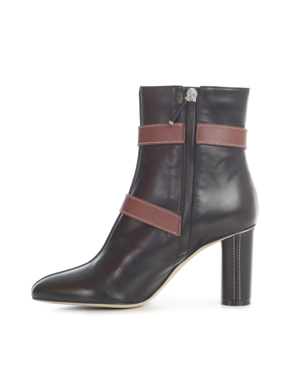 Buy Newest Rodo Ankle Boots Double Buckle - Great Deals