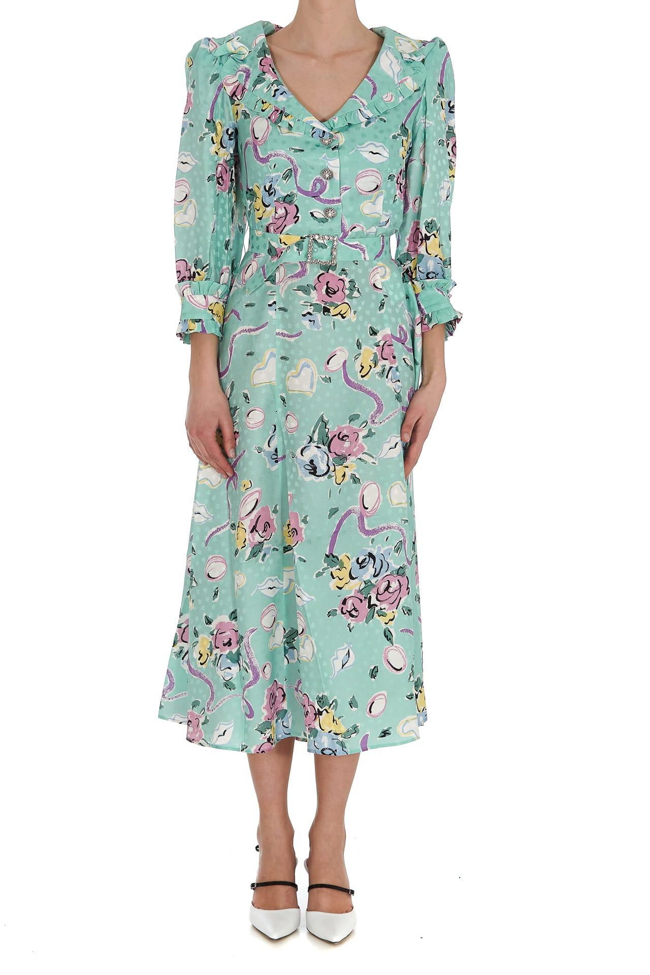 Alessandra Rich Maxi dresses DRESS