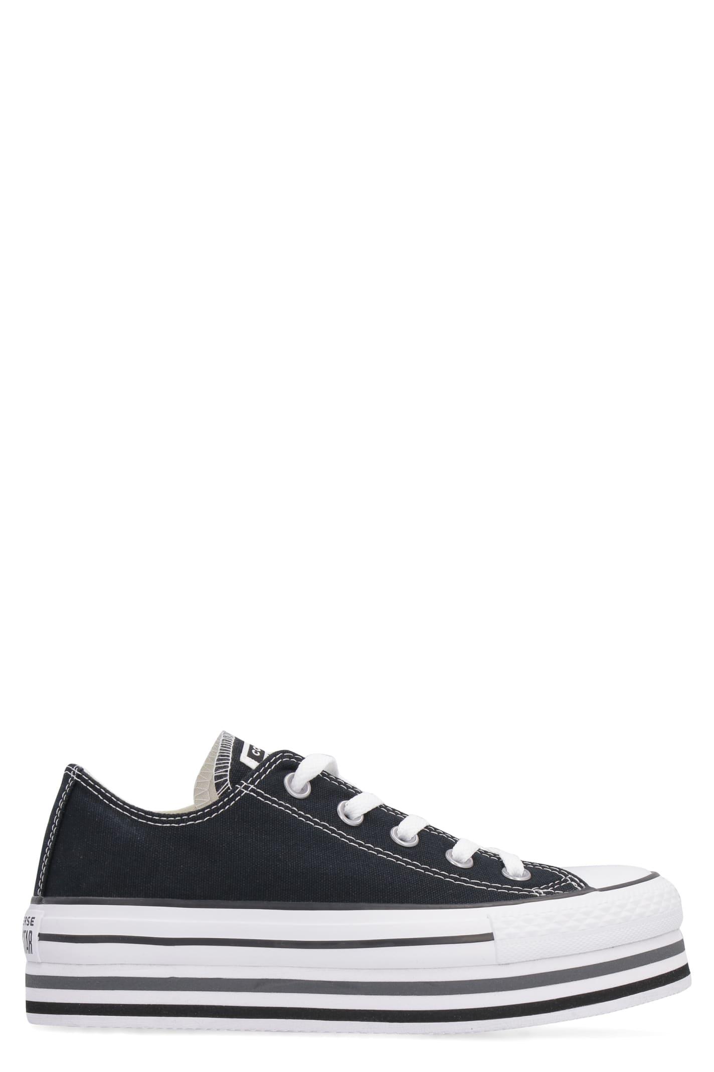 platform sneakers converse