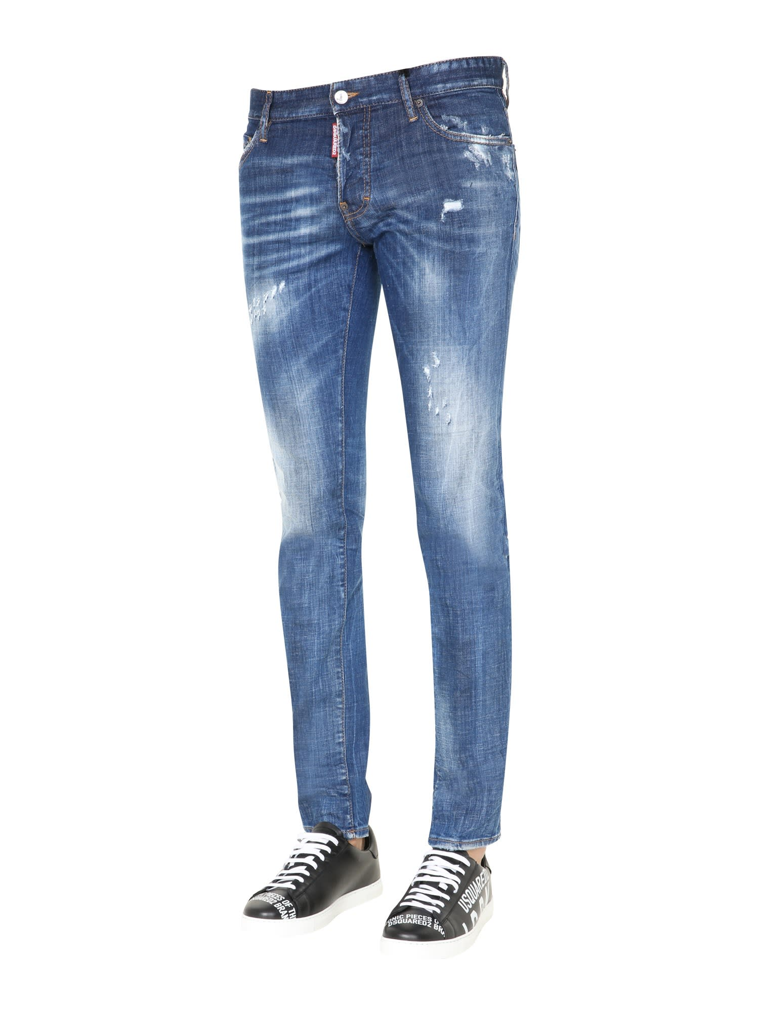 High Quality Slim Fit Jeans - Top