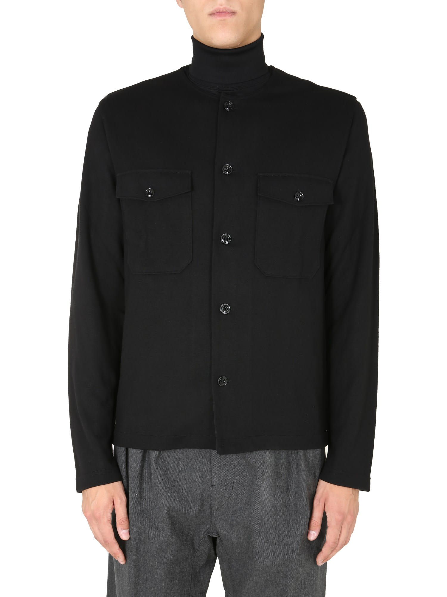 Lemaire Cardigan With Pockets