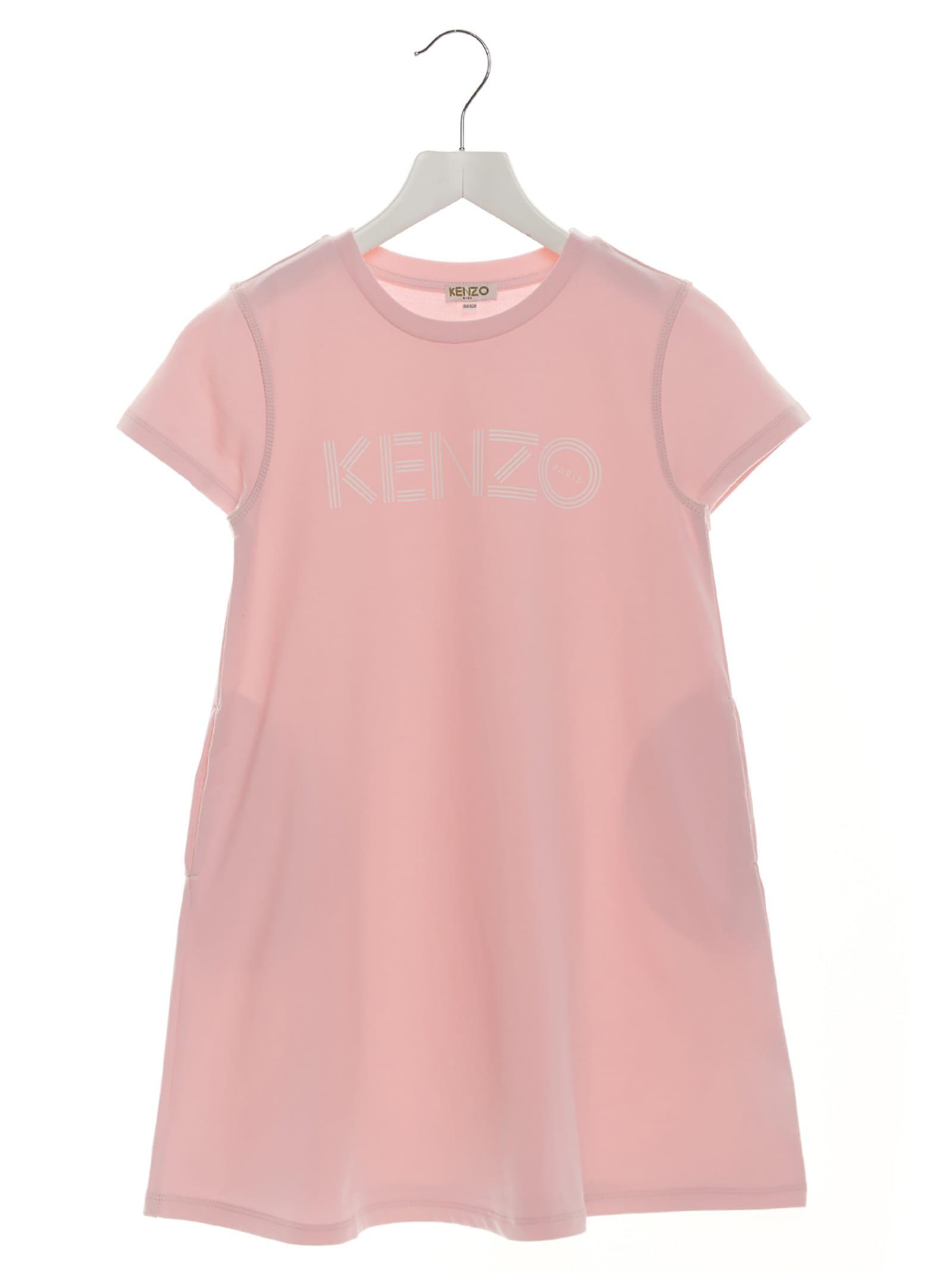 Buy Kenzo logo Sport Line Dress online, shop Kenzo with free shipping