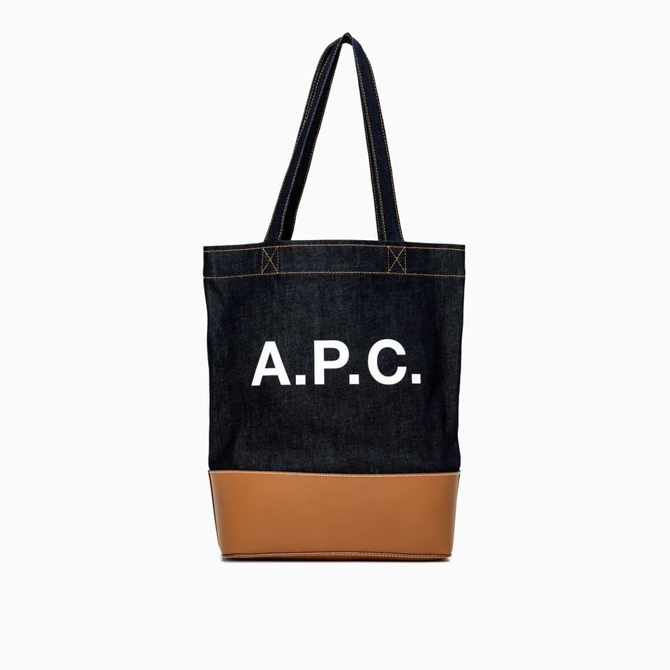 A.p.c. Leathers A.P.C. AXELLE BAG CODDP-M61444