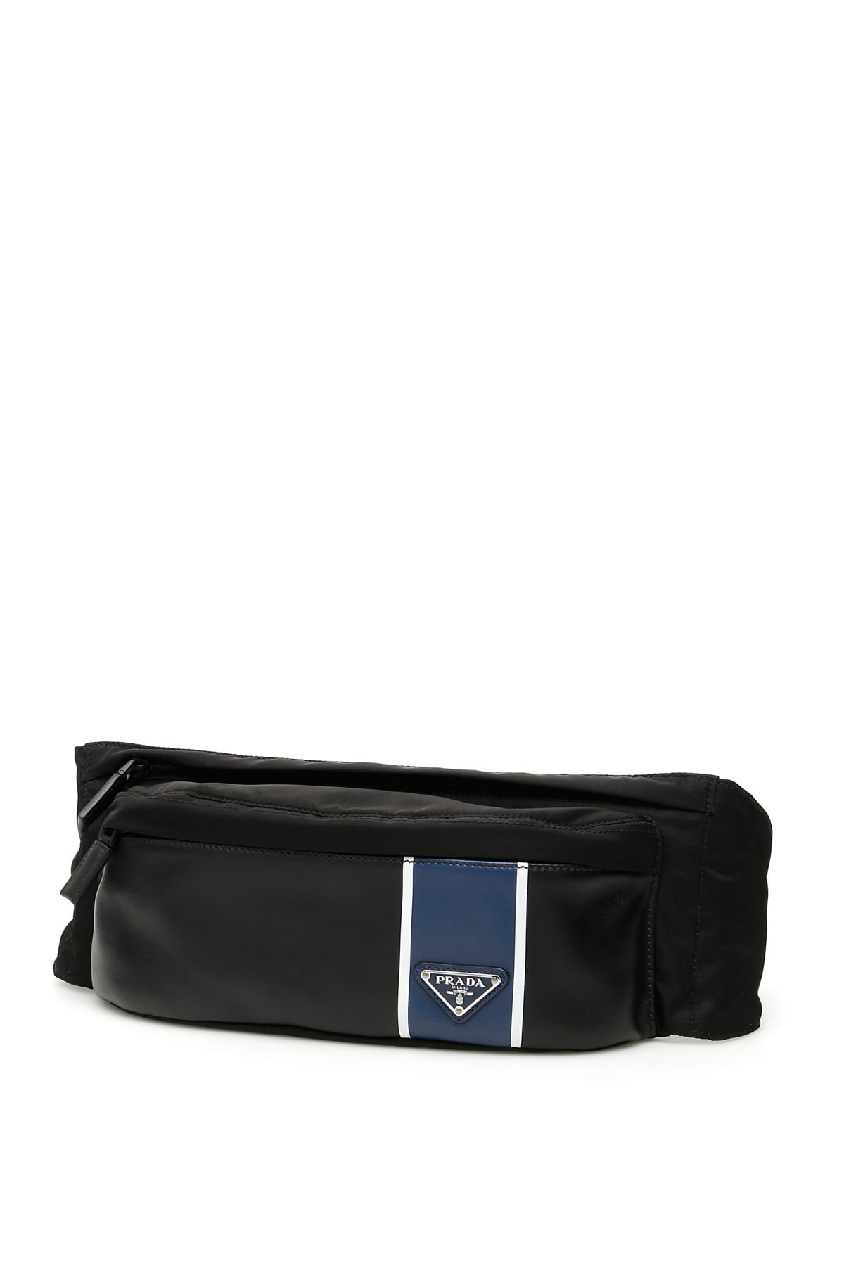 c972ac2c Prada Nylon And Leather Beltbag