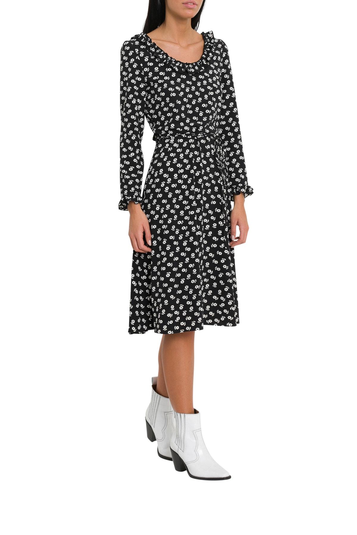 ALEXACHUNG Midi Wrap-dress