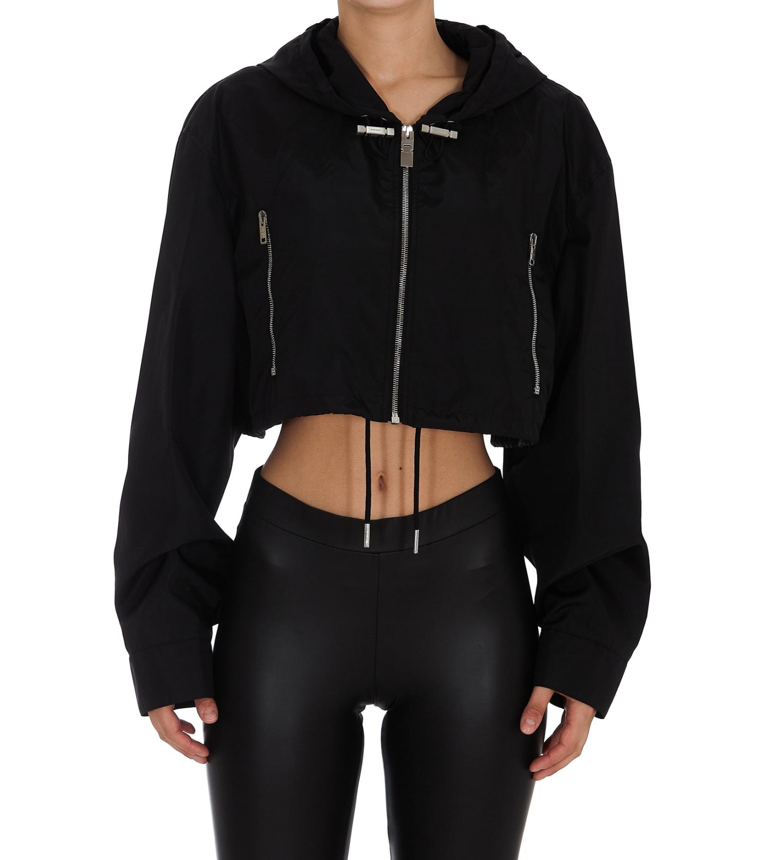 Givenchy Jackets LOGO WINDBREAKER